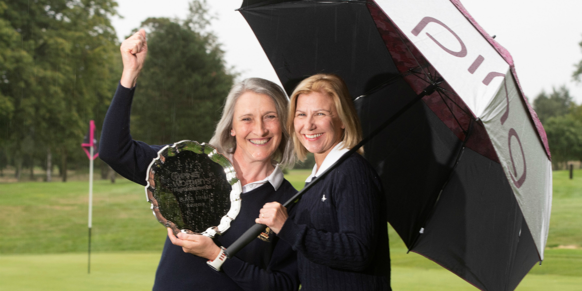 Belton Park duo pick up PING Women's Fourball Betterball Plate