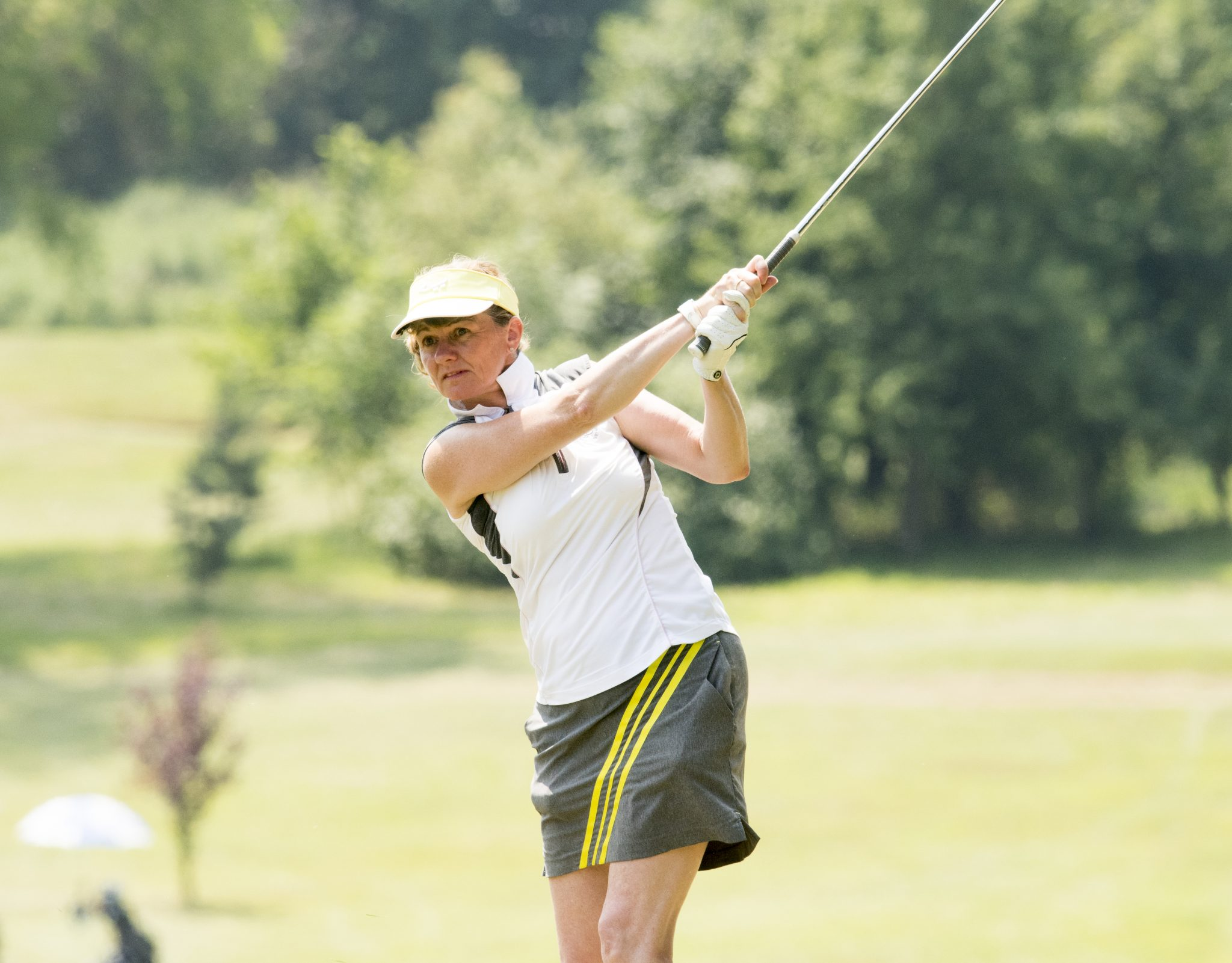 Sworowski ready for defence of Brenda King Foursomes title