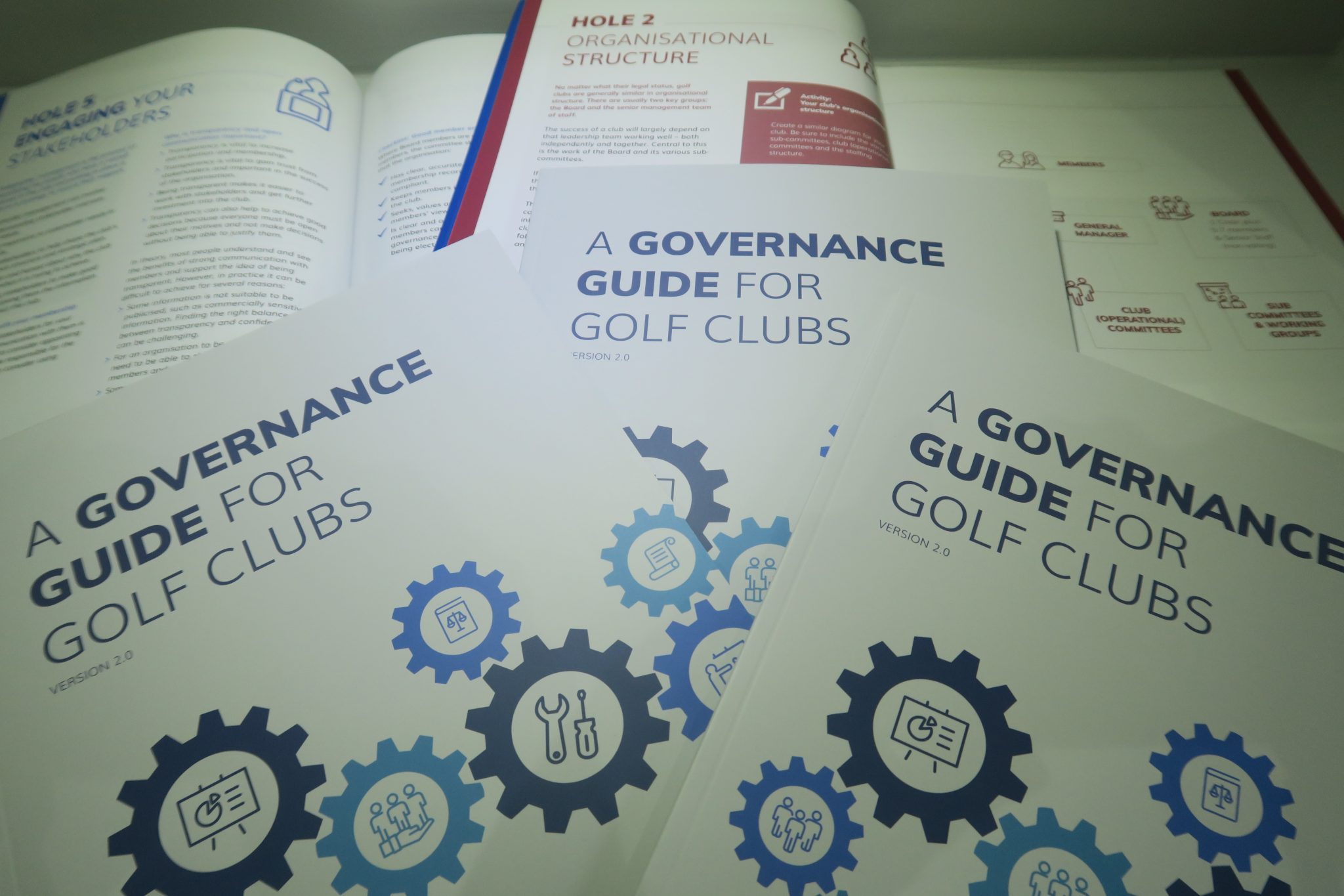 New governance guide will help clubs grow and thrive