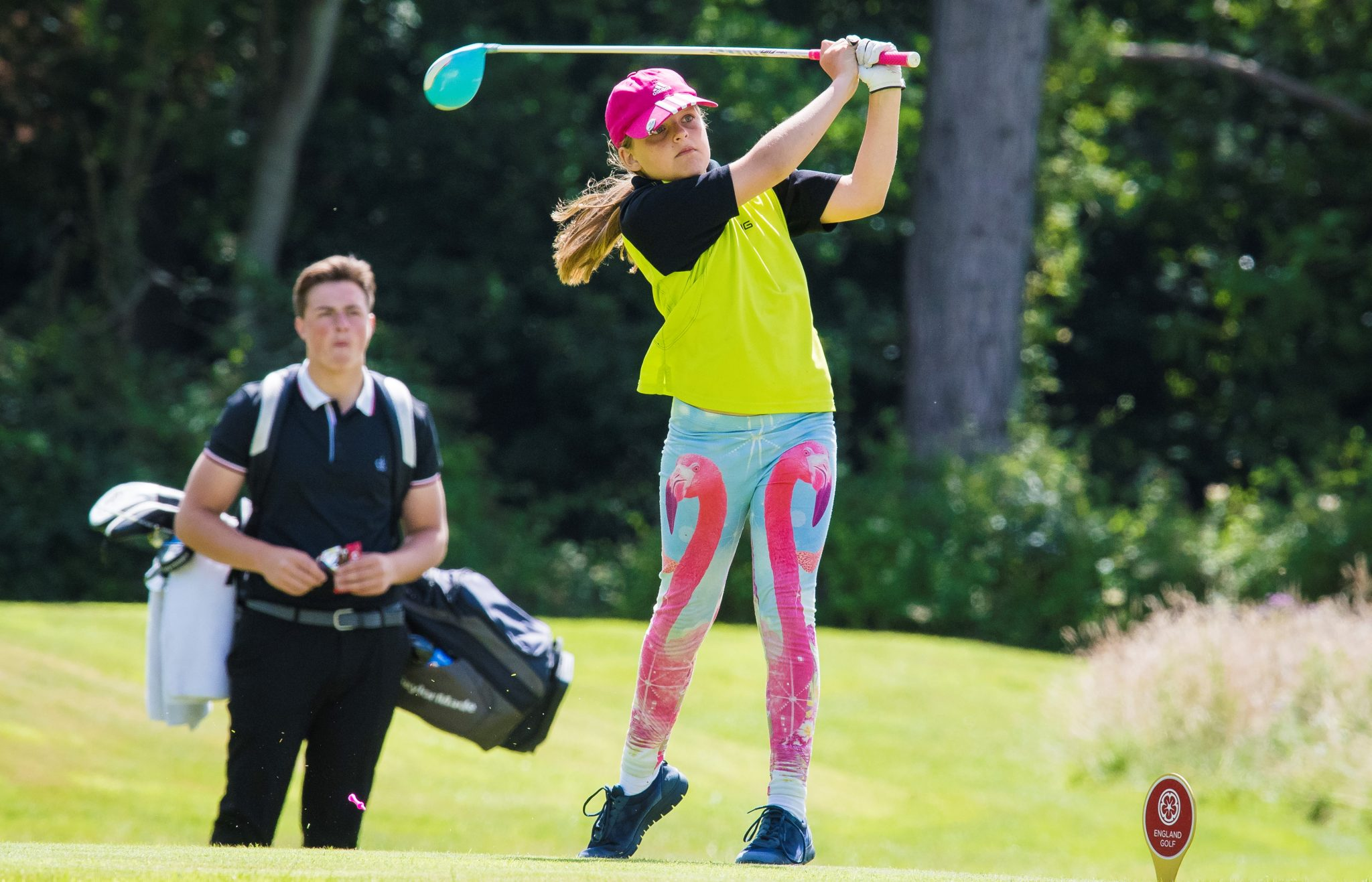 Three new partners on board to boost junior golf