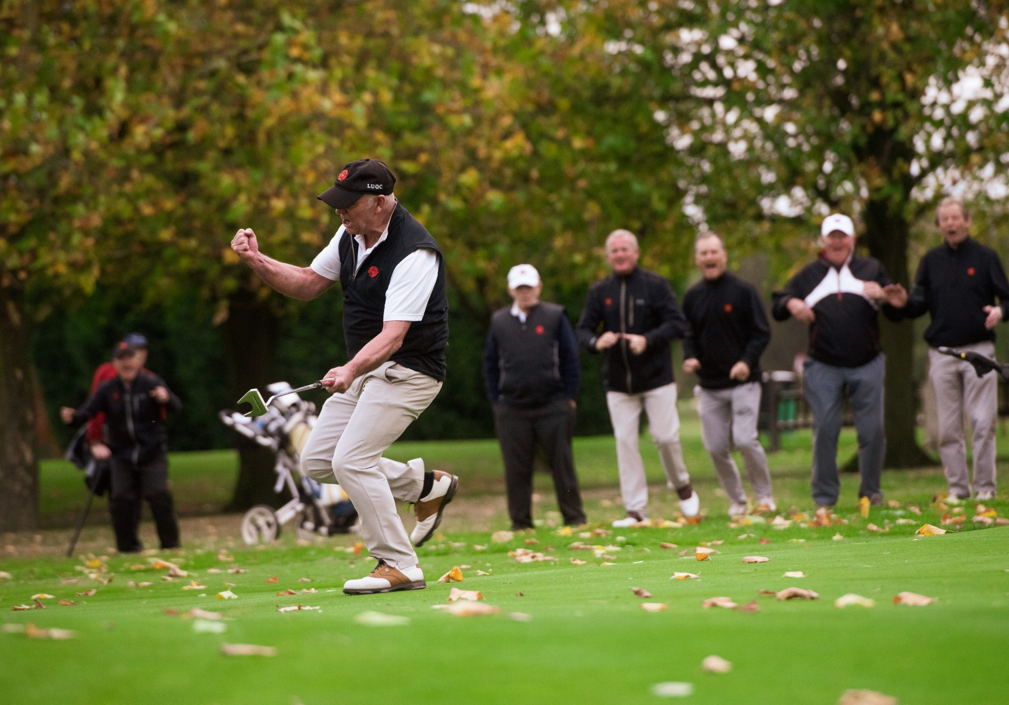 """I only think about THAT putt once a day – it used to be every hour!"" – Sussex's Steve Graham"