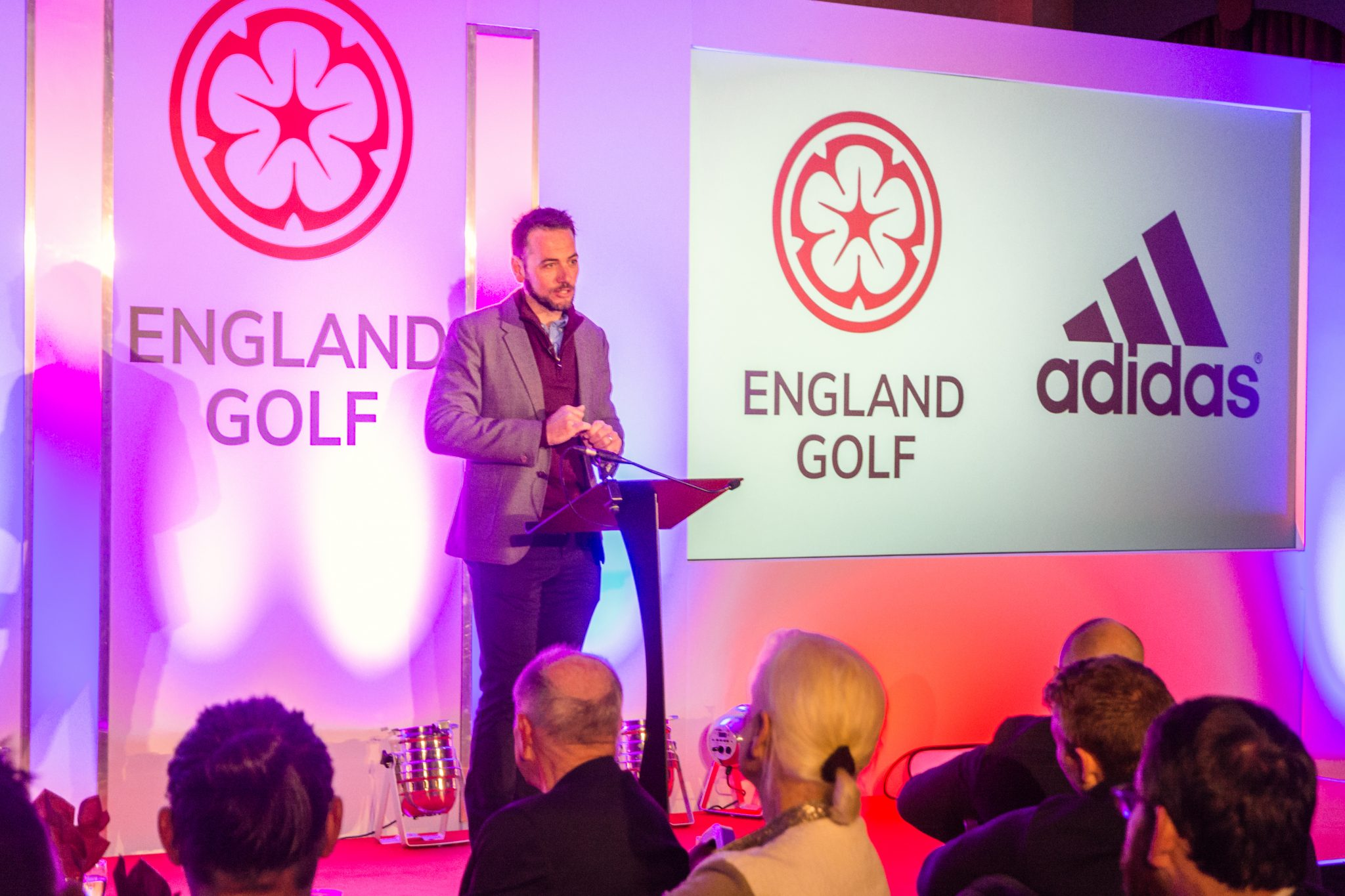 Dougherty hails trio at England Golf Performance Awards