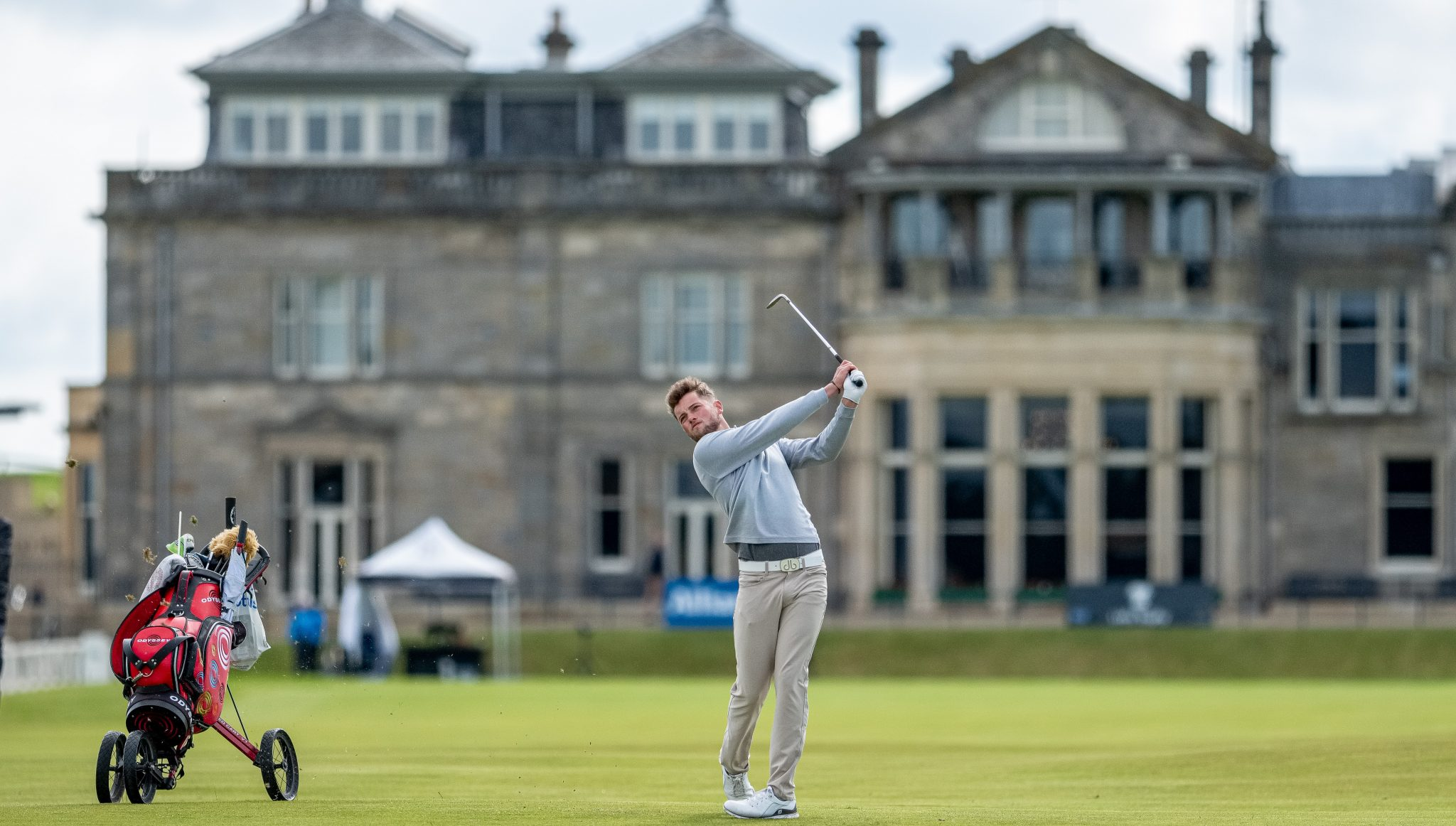 Lamb to build on St Andrews Links effect