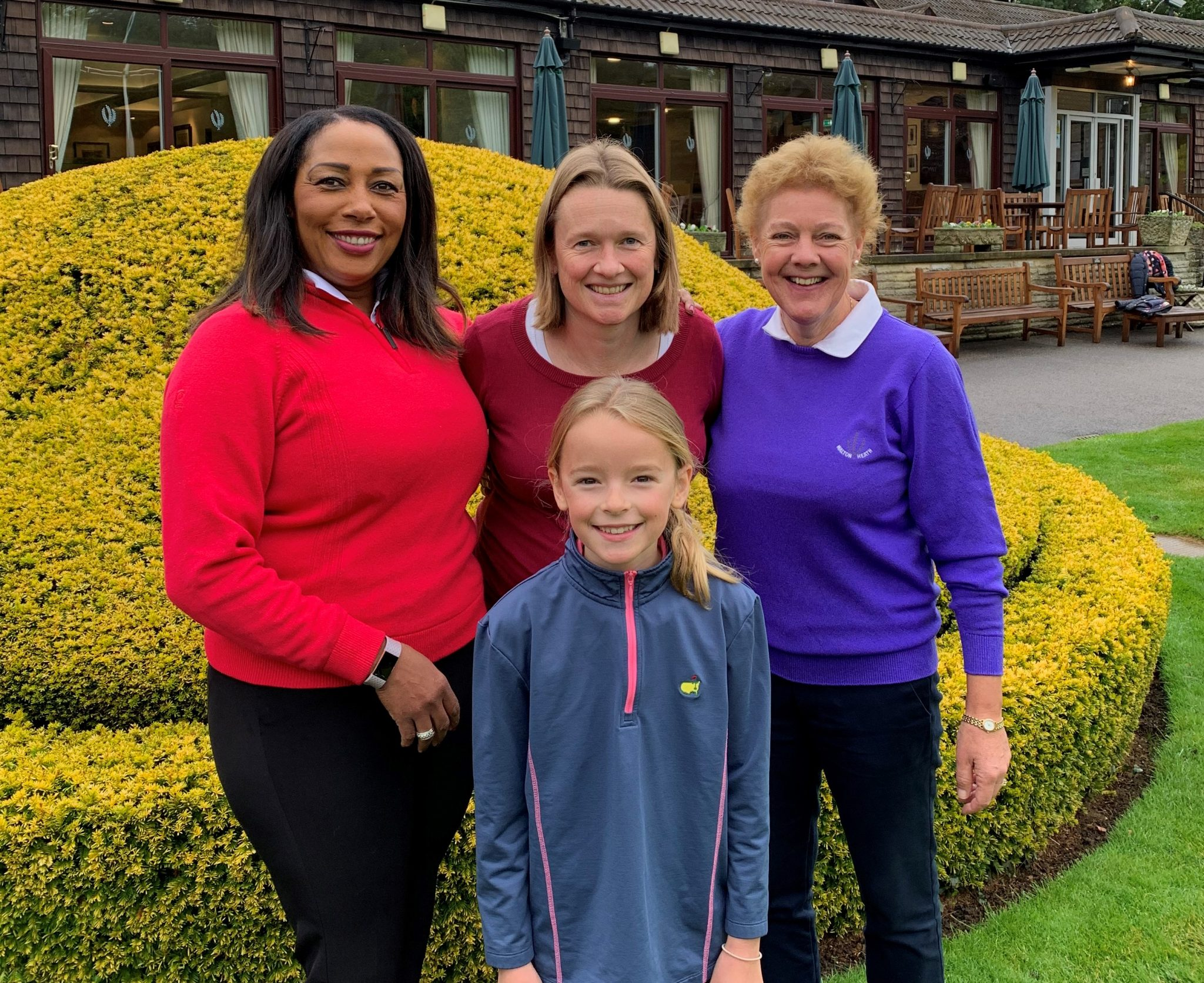 Walton Heath sign up to Women in Golf Charter