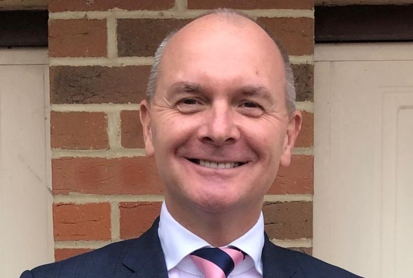 England Golf welcomes Jeremy Tomlinson as new CEO