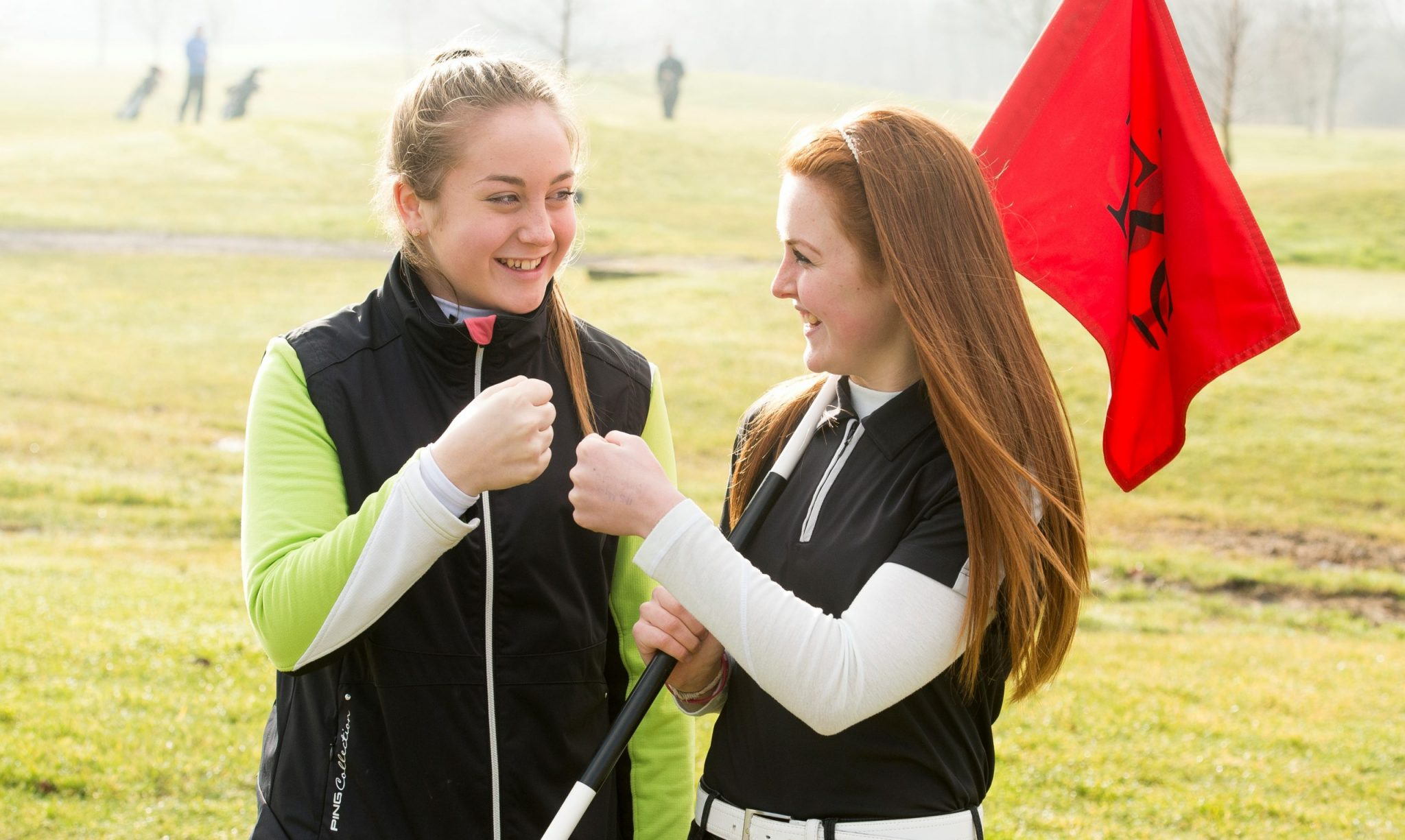 Be a 'buddy' and help your golf club grow