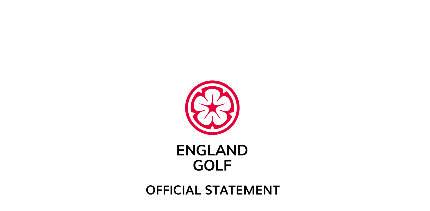 Covid-19 Update: Closure of golf clubs and facilities