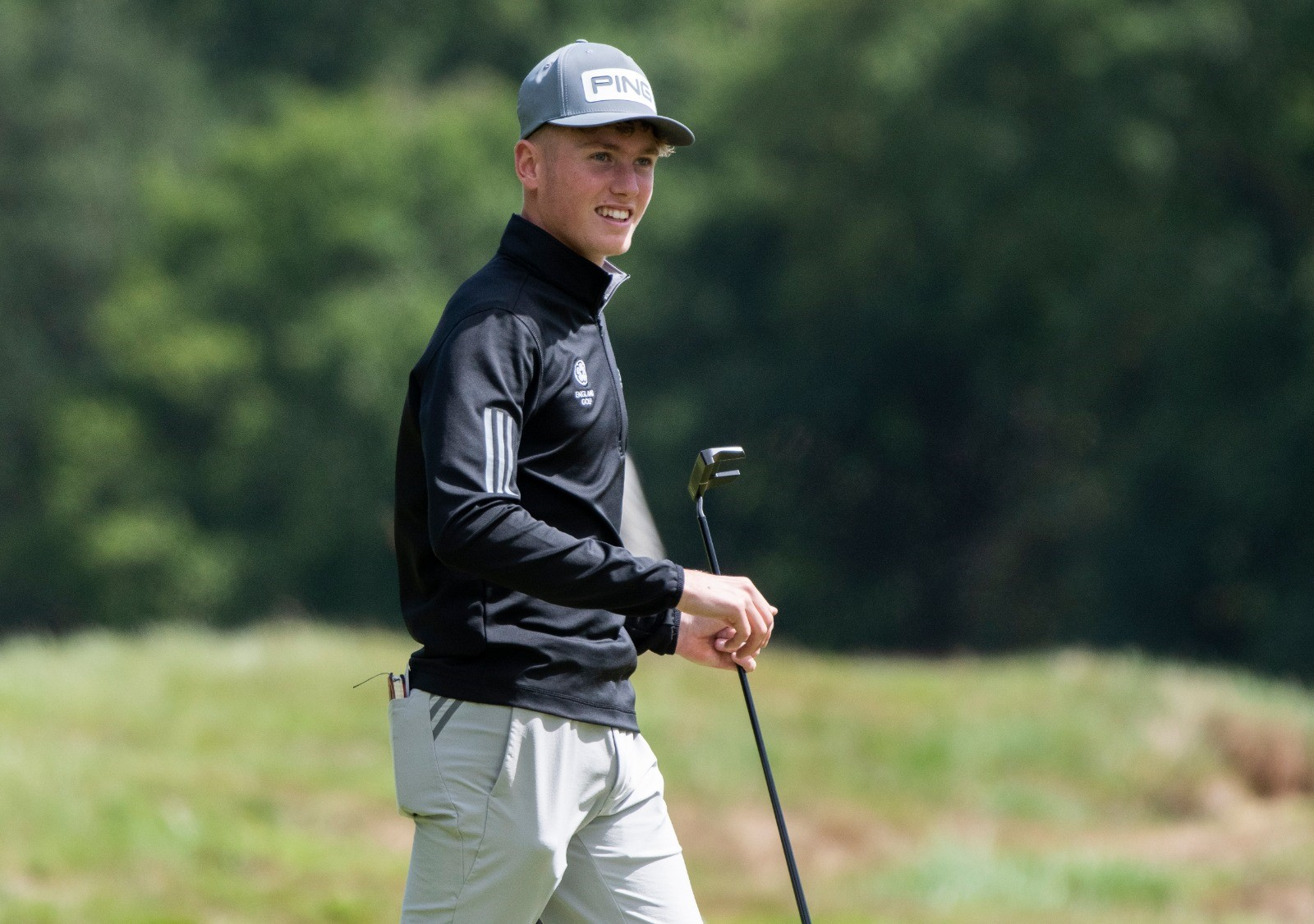 Day One – Men's Amateur: Schmidt and Long part of five-way tie at the the top