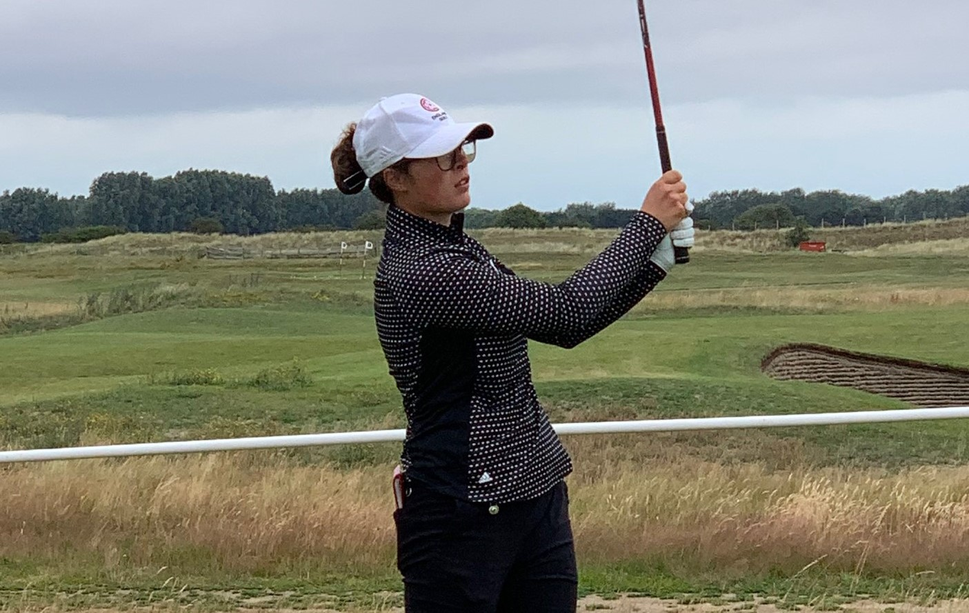 Rose Ladies Series: Toy finds joy with golfing grind