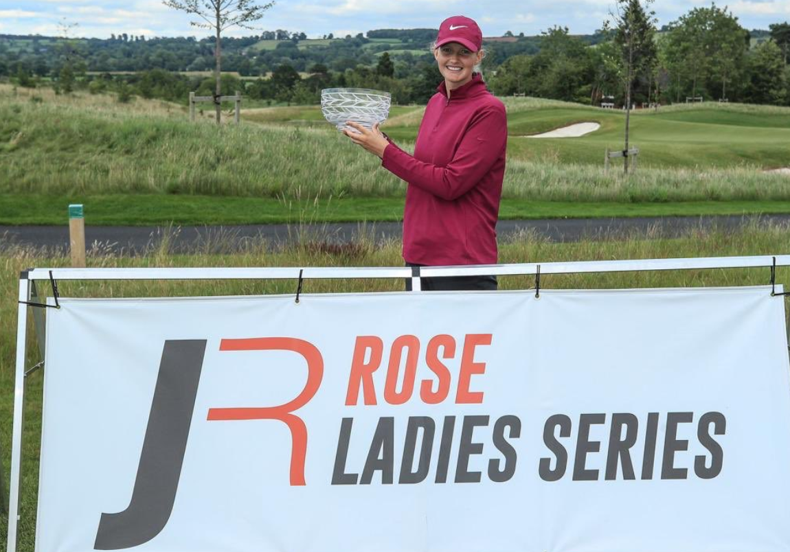 Rose Ladies Series: Cowley scoops top prize at JCB Club