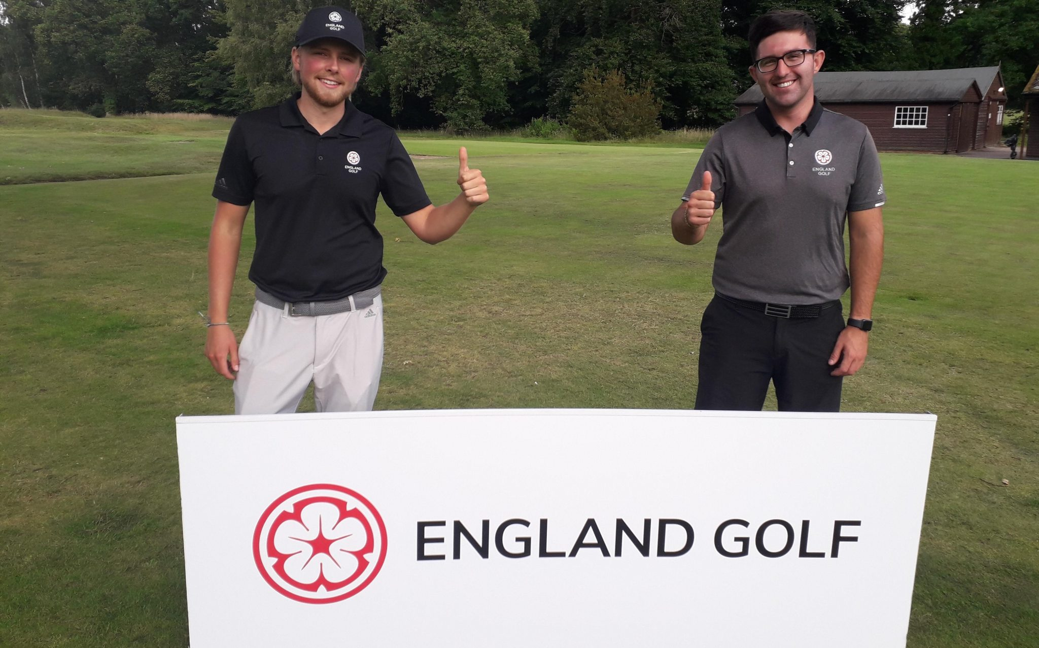 Day Two – Men's Amateur: England duo hit Route 66 on way to match play