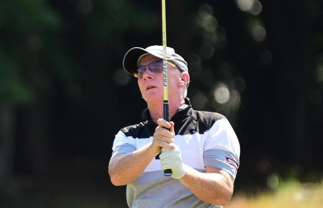 Day Four – Men's Amateur: The fairytale continues for golden oldie Wharton