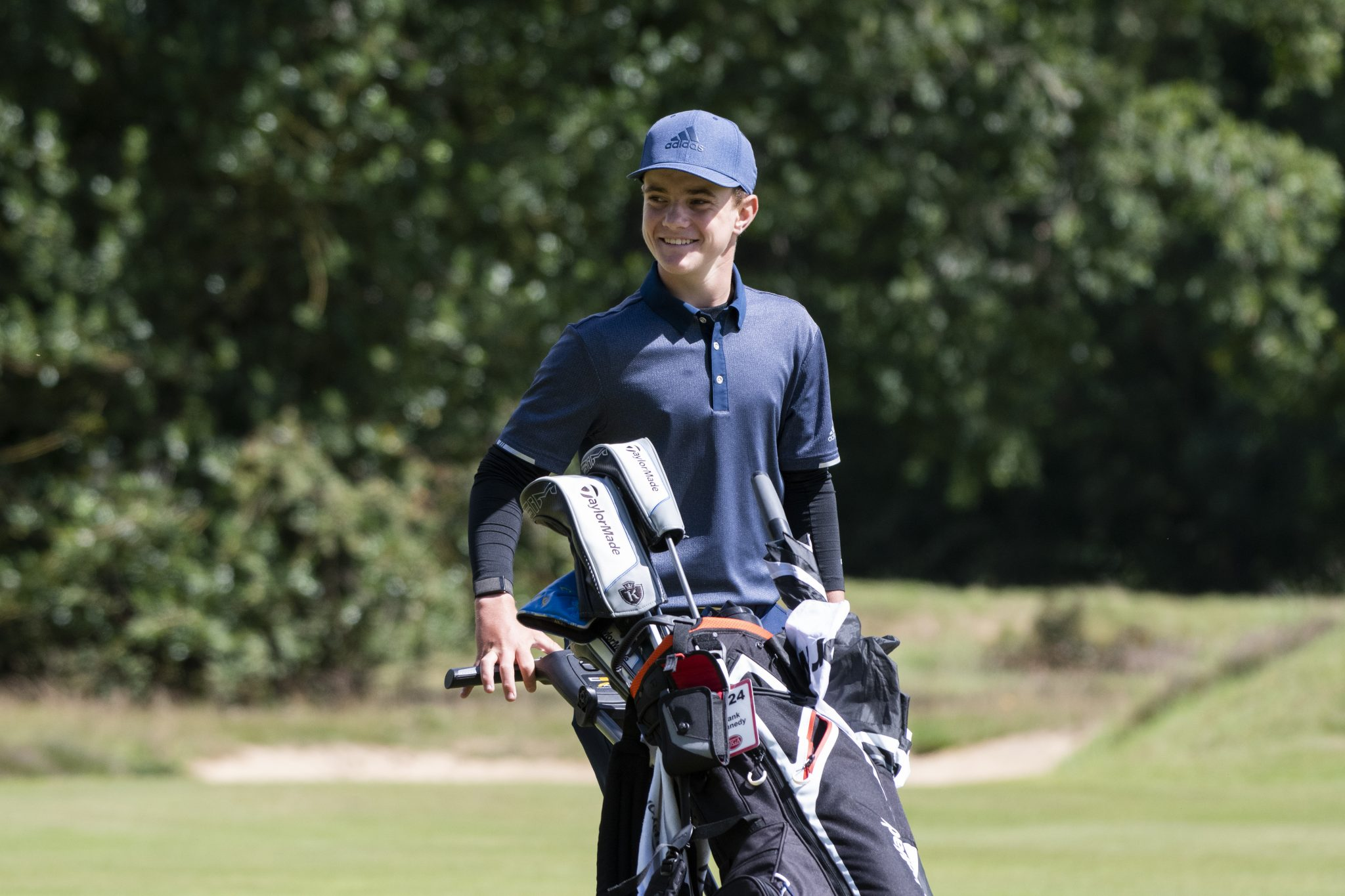 Carris Trophy: Kennedy aiming high after summer of learning