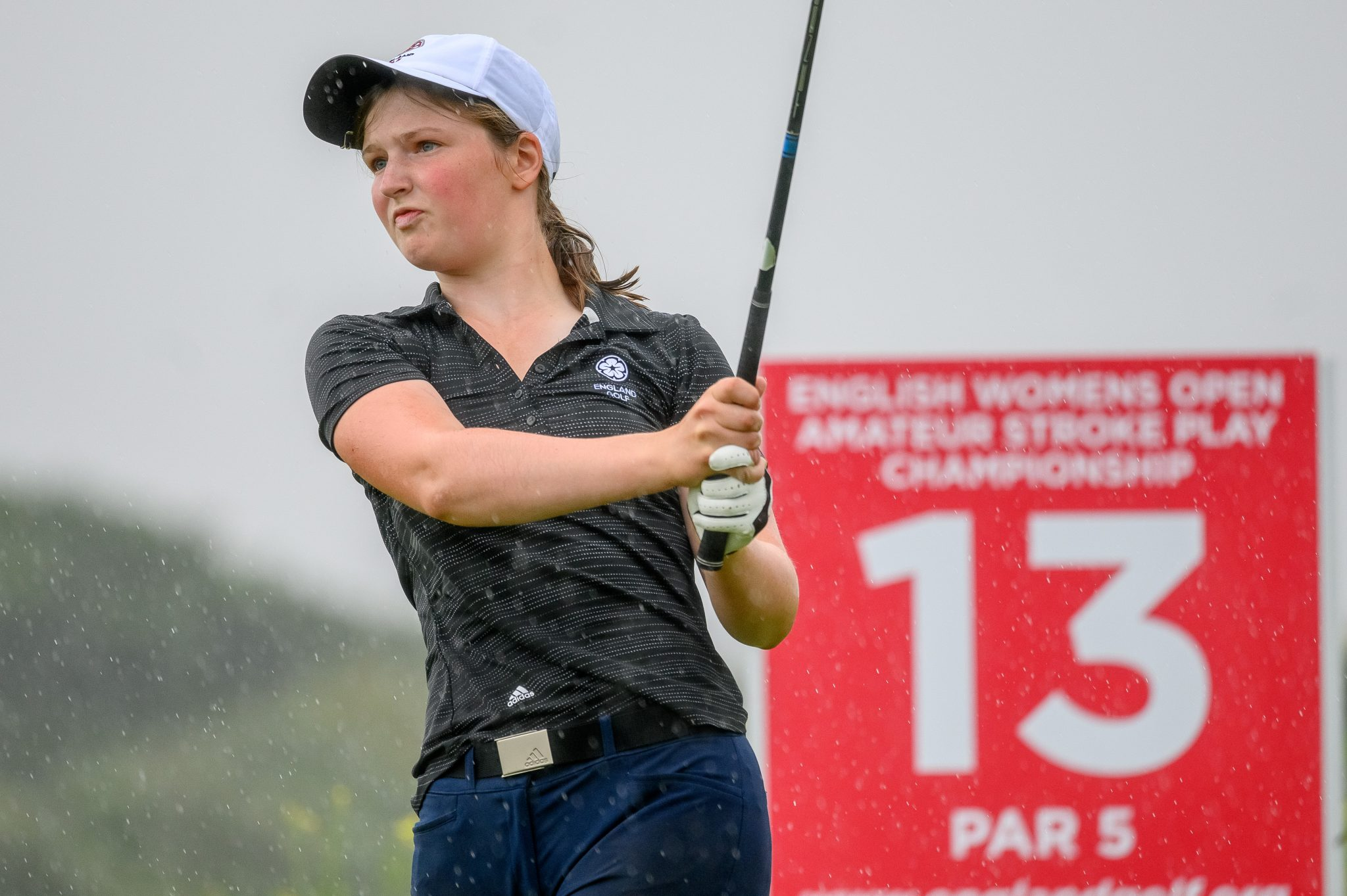 English Girls' Stroke Play: Squad players set for Sandy Lodge