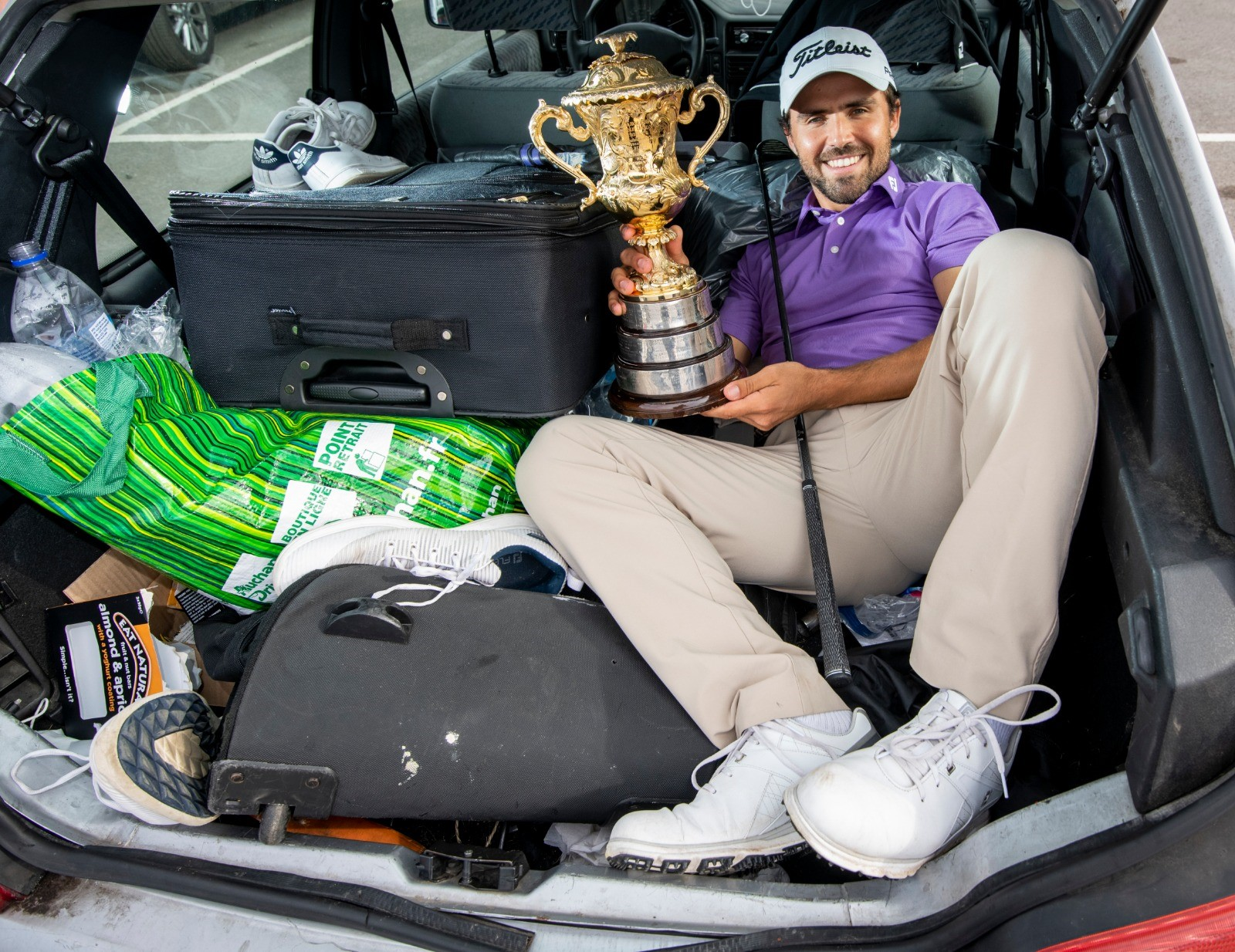 Brabazon Trophy: Frenchman Ravetto motors to famous victory