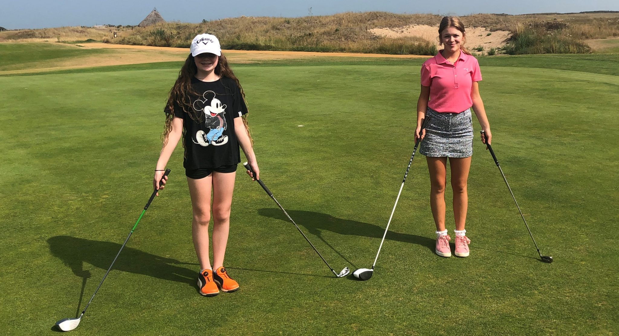 Prince's aim to build on Women and Girls' Golf Week