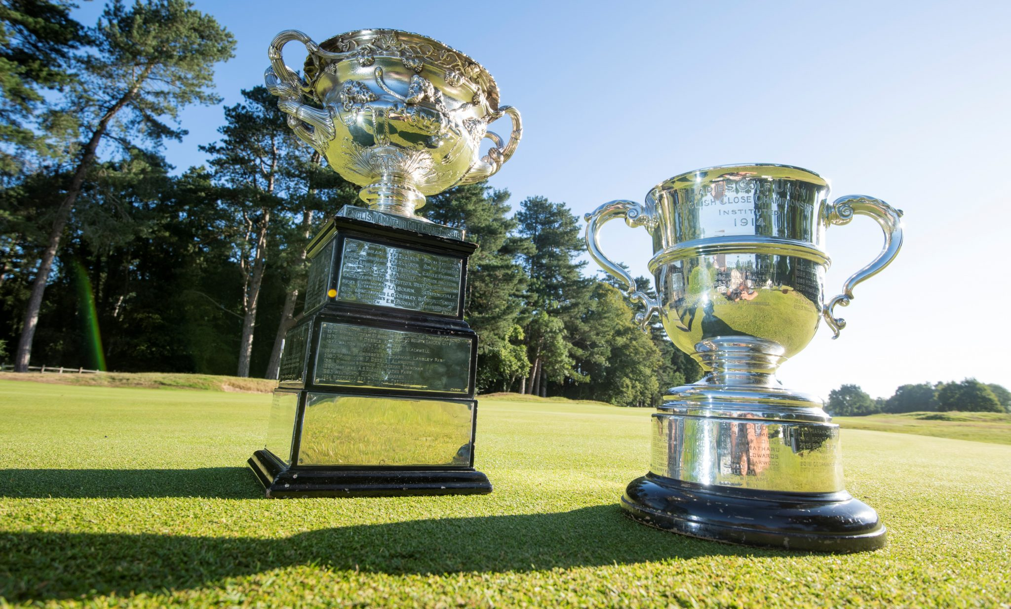 'Fabulous fortnight' – Joint staging of 2021 English Amateur Championships to follow European Ladies event