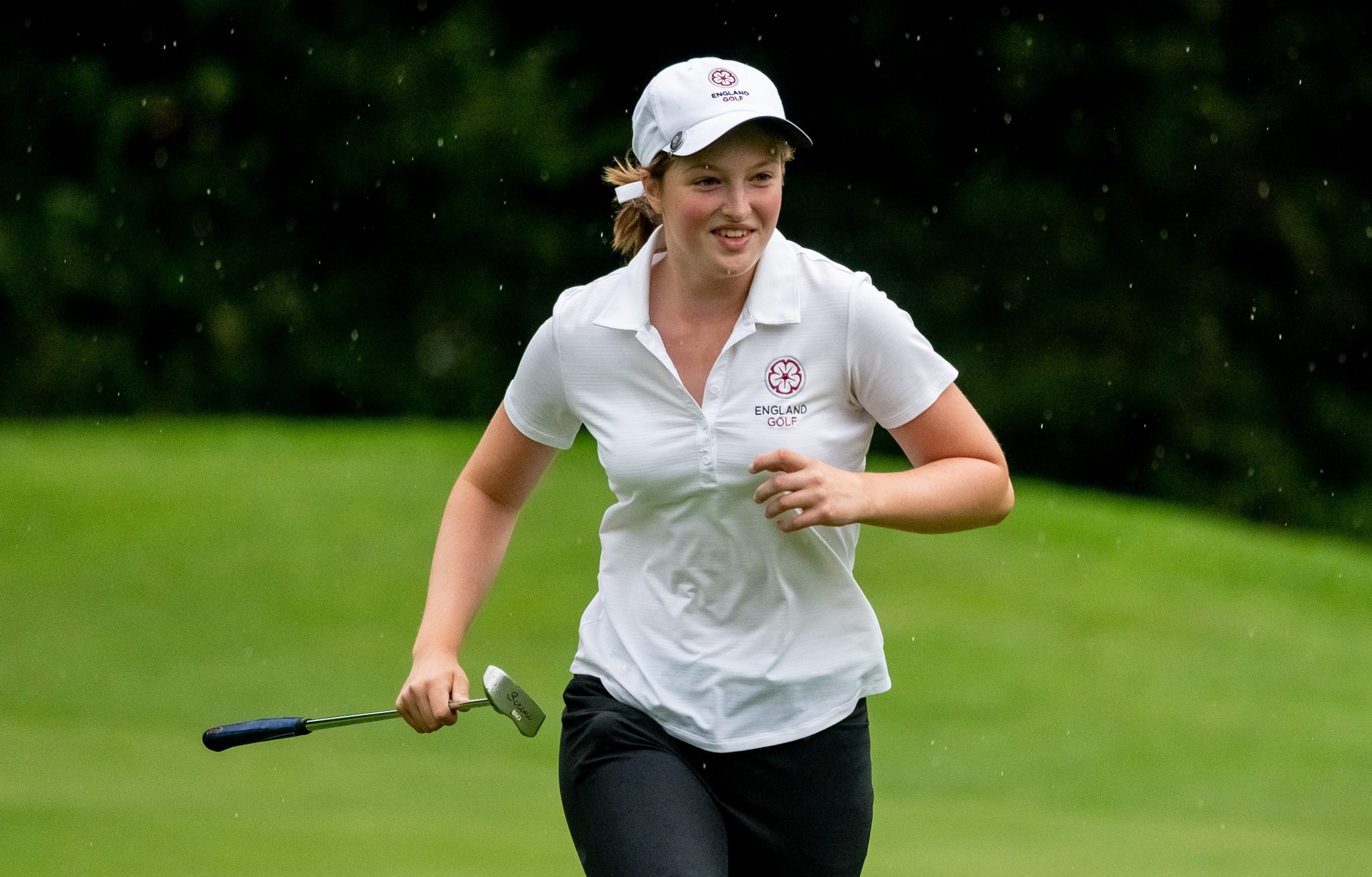 Woad will relish home comforts at trailblazing England Golf event