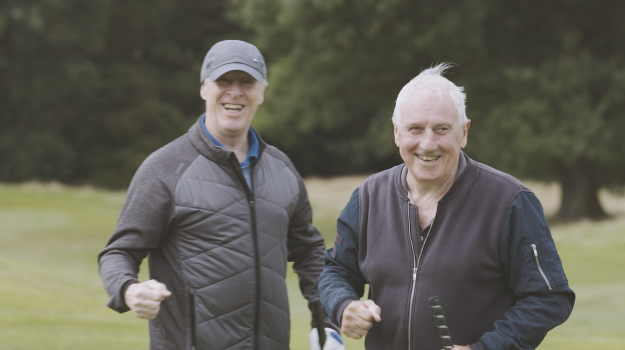 'More than a game' – how golf brings joy to people living with dementia