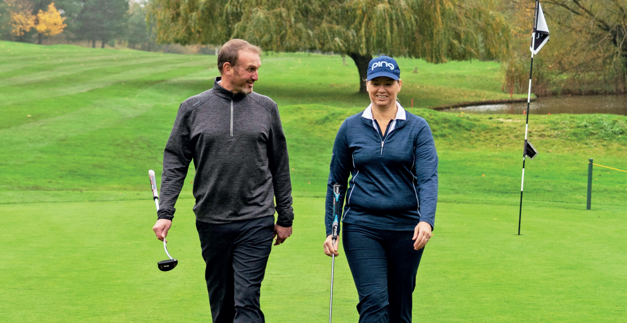 England Golf and PING announce new Mixed Betterball event