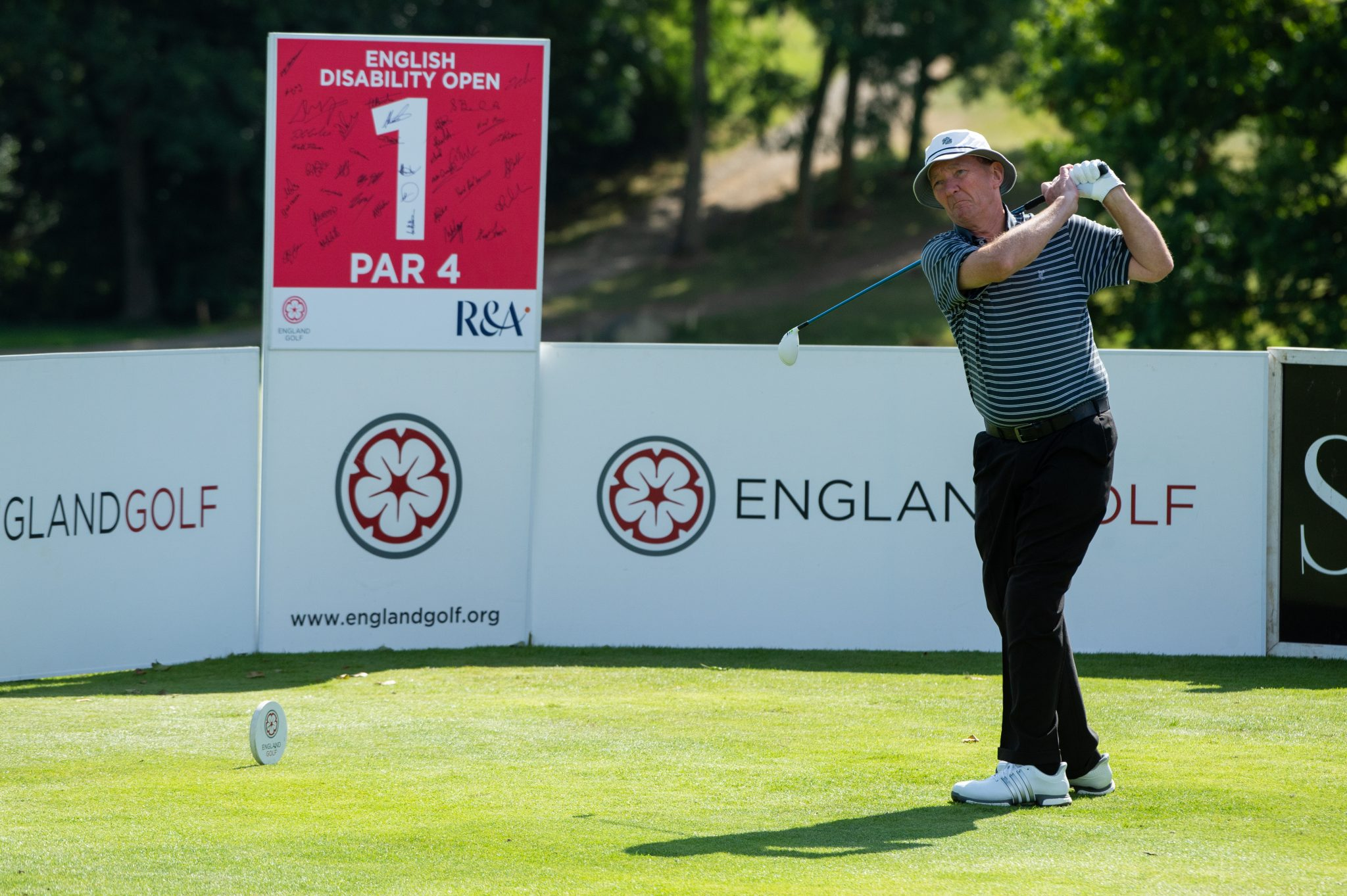 'Not all disabilities are visible' – England Golf supports day of awareness