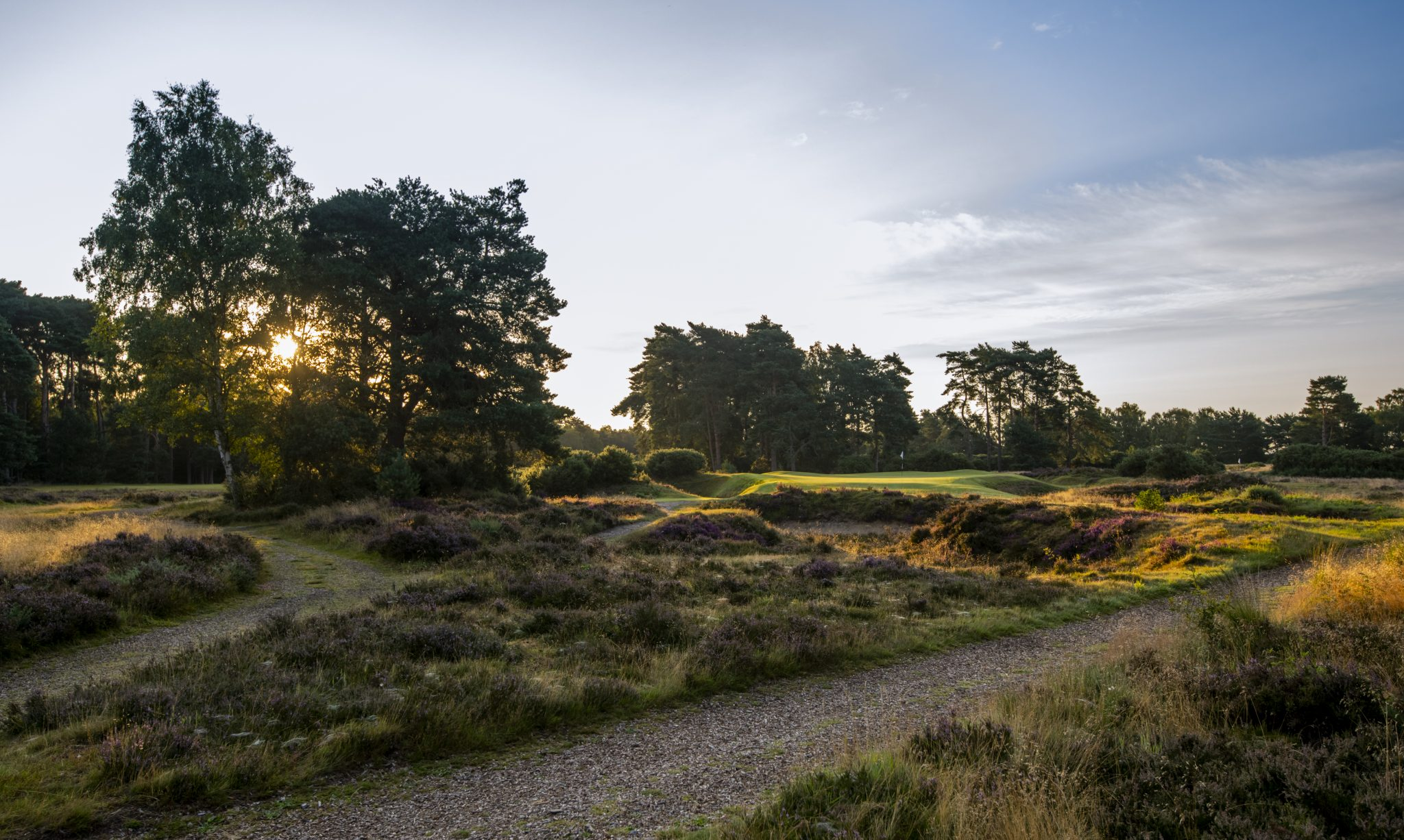 Woodhall Spa to host four R&A Home International events in 2021