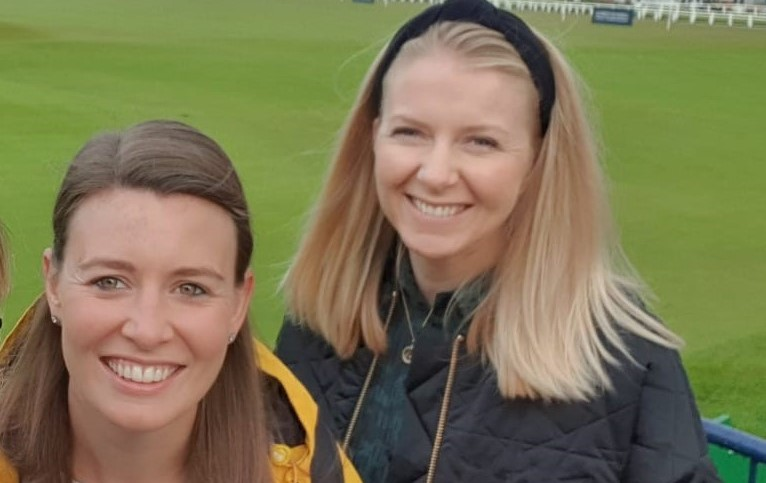 Becca and Lauren lead by example as graduates of trailblazing R&A programme