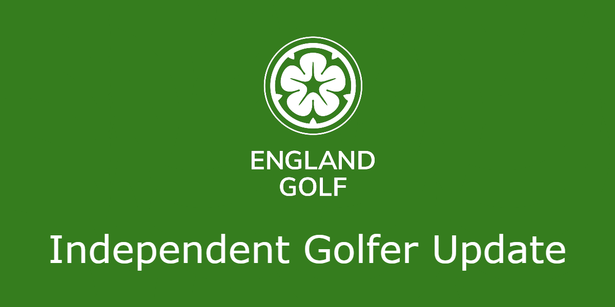 Independent Golfer update: 26 February