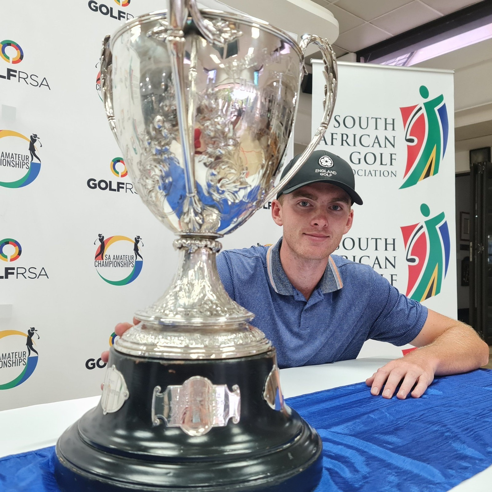 England Golf ace Dyer triumphs in South Africa