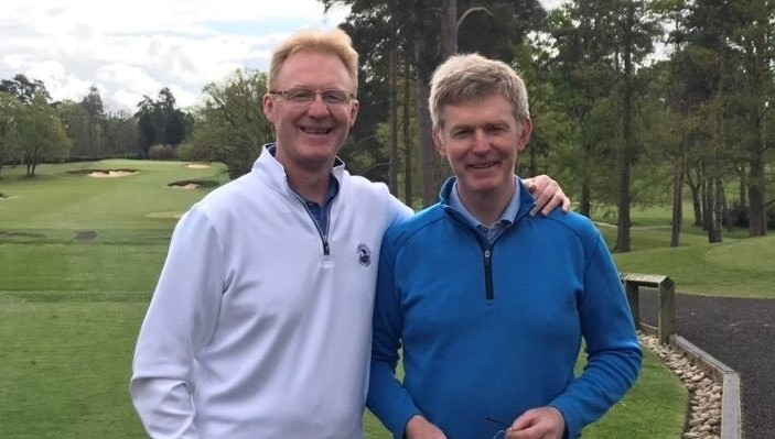 World Parkinson's Day: Golf remains Gerry's perfect pick-me-up