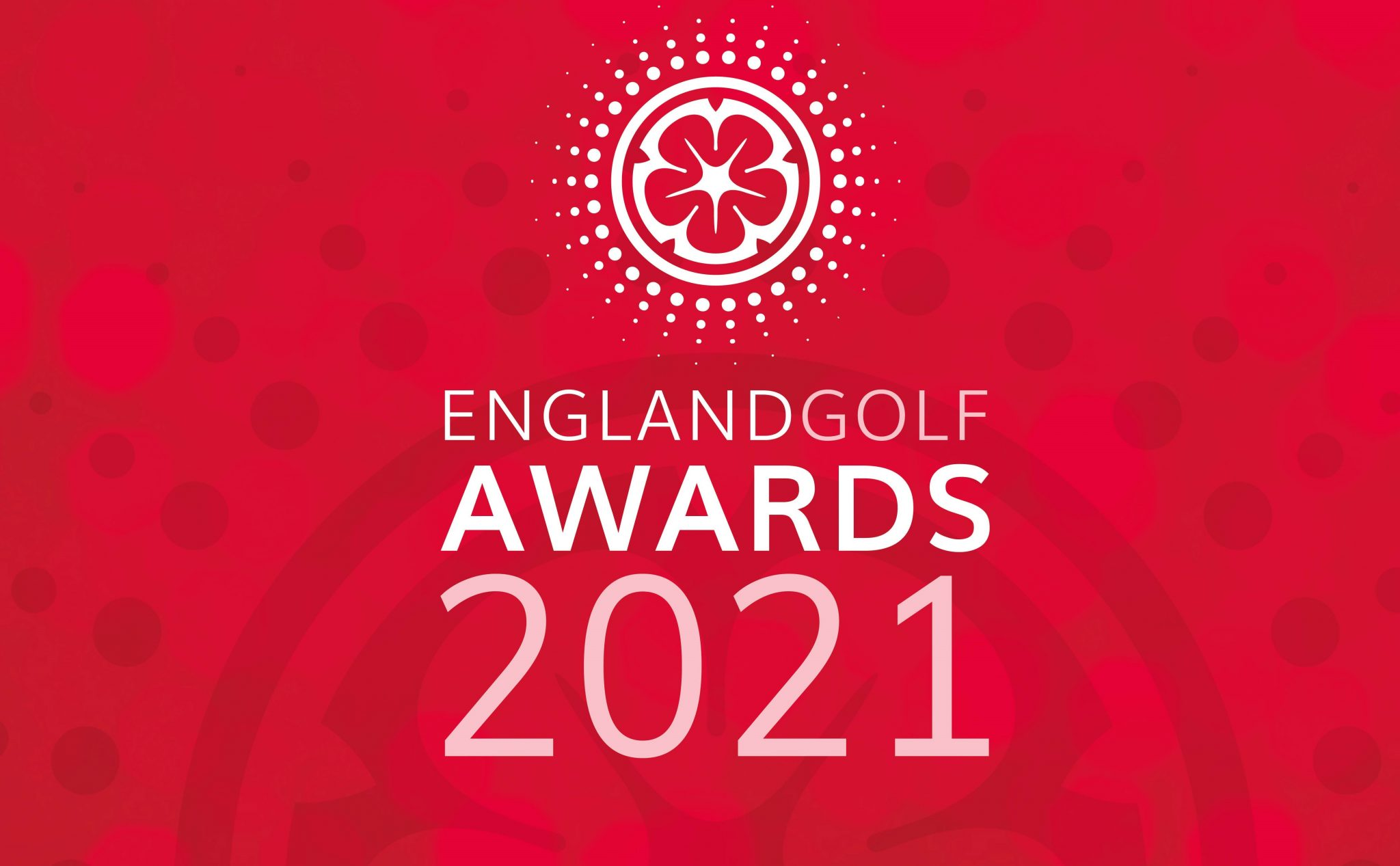 Nominees announced for England Golf Awards 2021