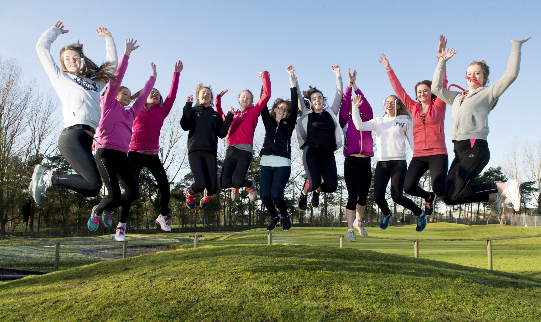 Bookings now live for Girls Golf Rocks 2021