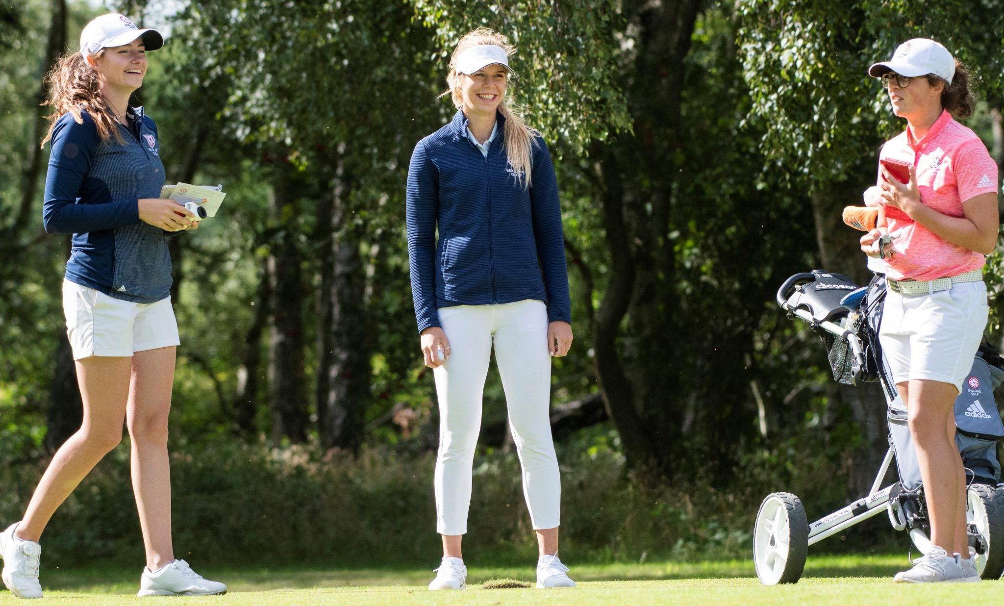 England women's team go for glory at Europeans