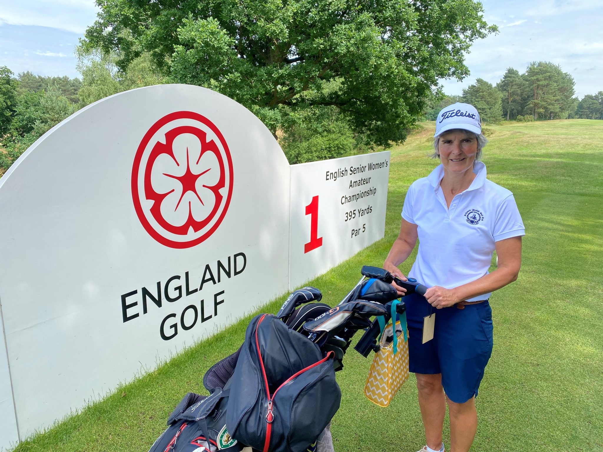 Senior Women's Amateur – Day Two: Jobling ready for knockout stages