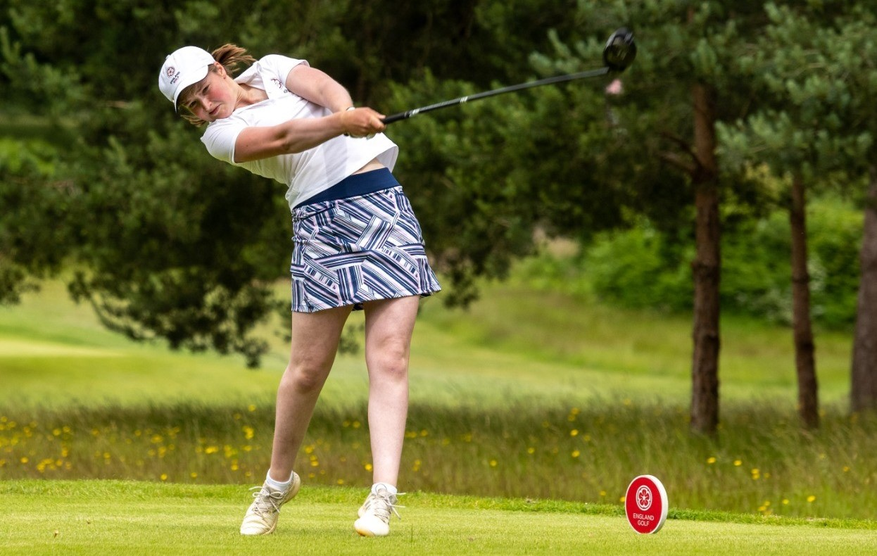 English Under 18 Championship – Day Two: Eagle finish gives Woad the lead