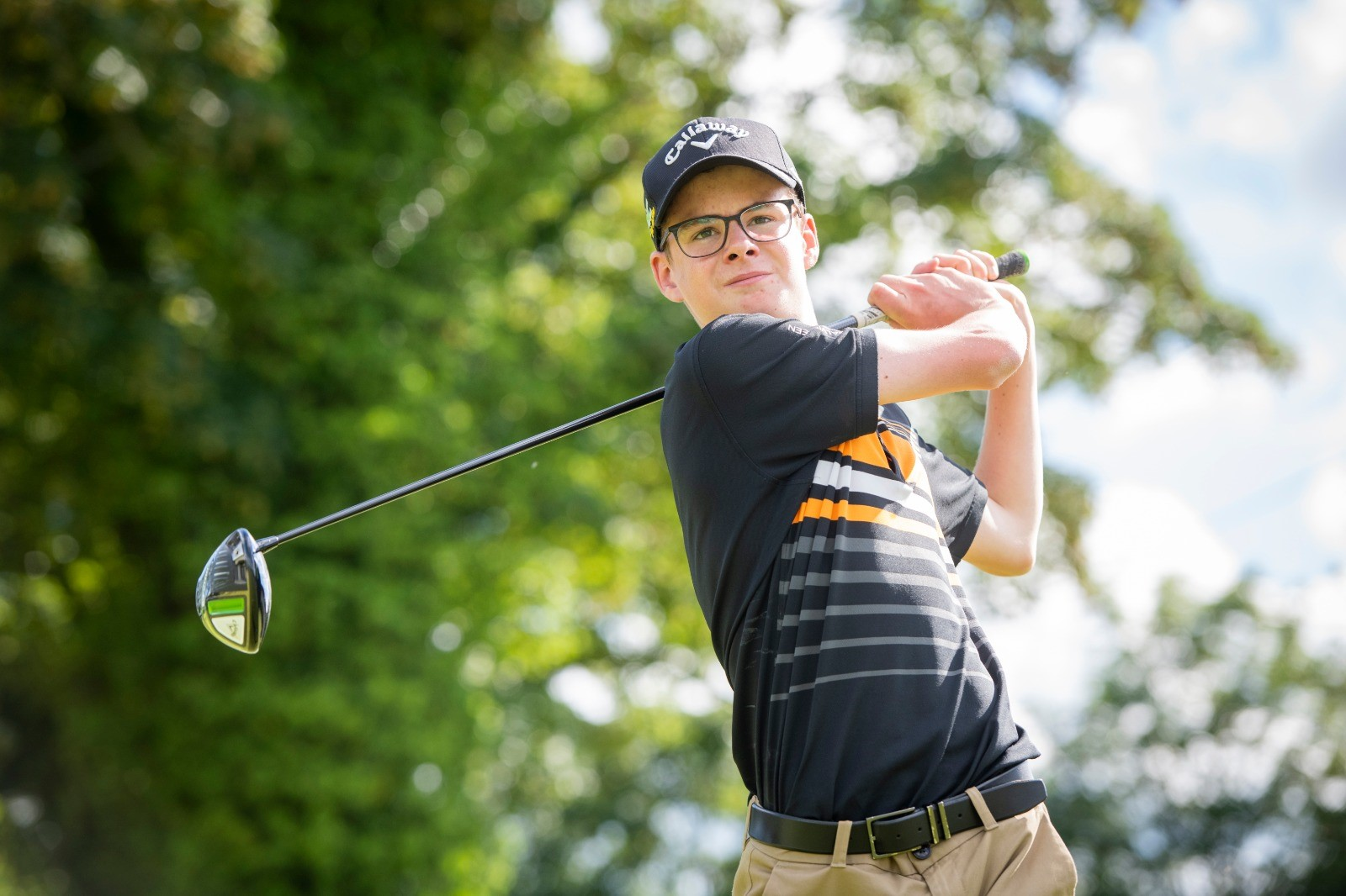 English U18 Championship – Day One: Blythe leads as Woad gives chase