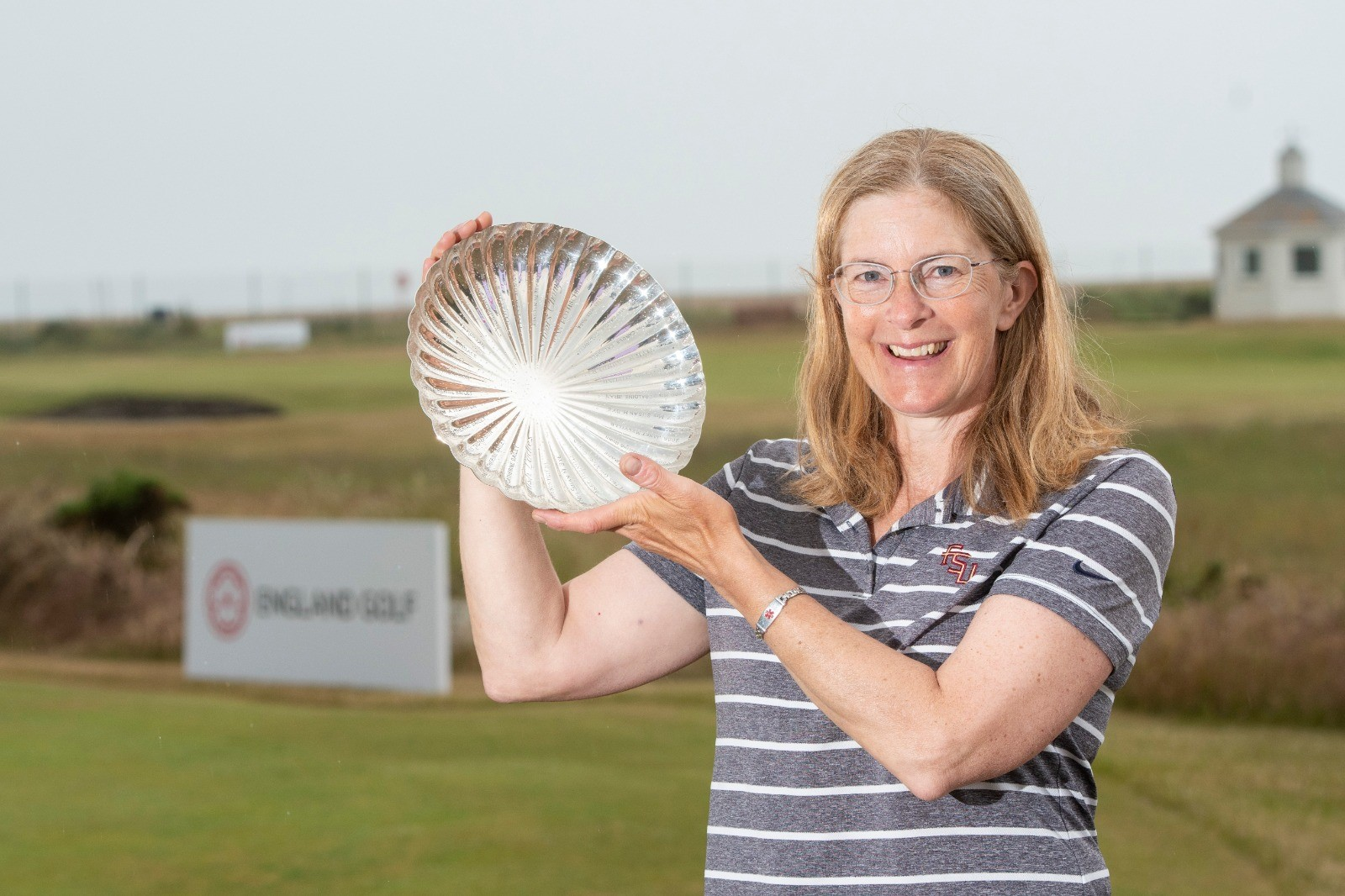 Senior Women's Stroke Play – Final Day: Wire-to-wire win for Williamson