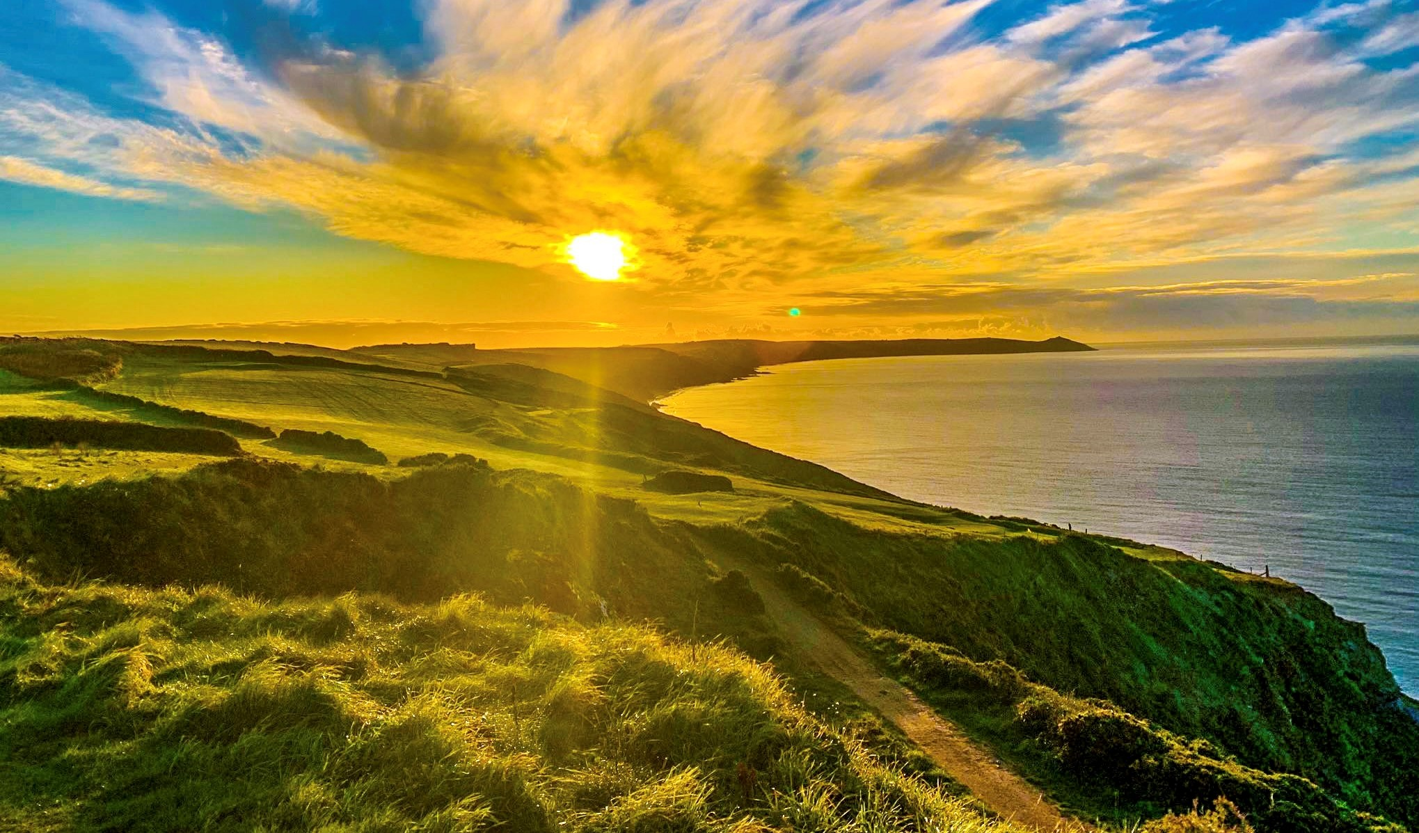 Whitsand Bay's sustainable plan earns them top award
