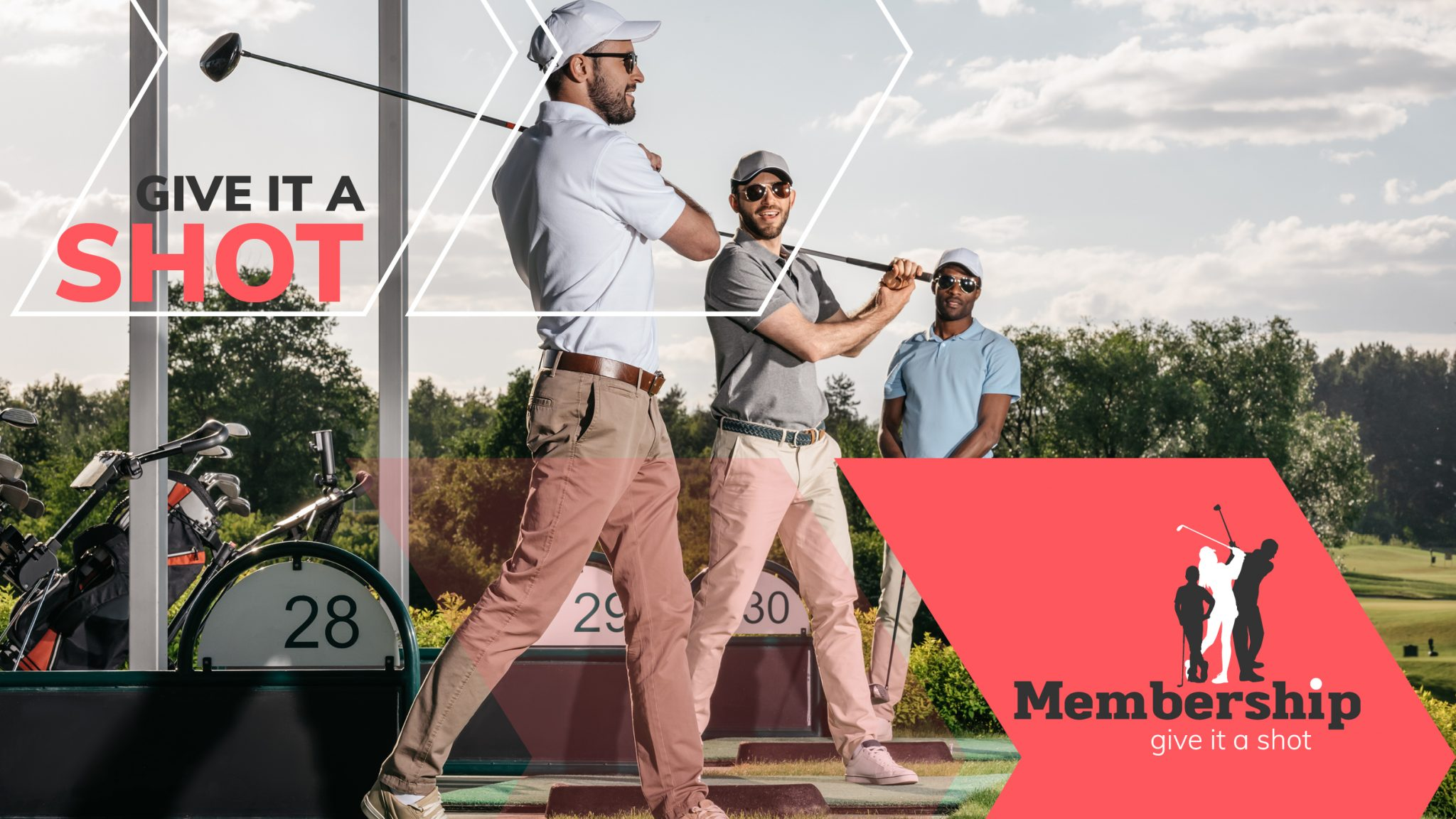 England Golf accelerates support for golf clubs with re-launch of membership campaign