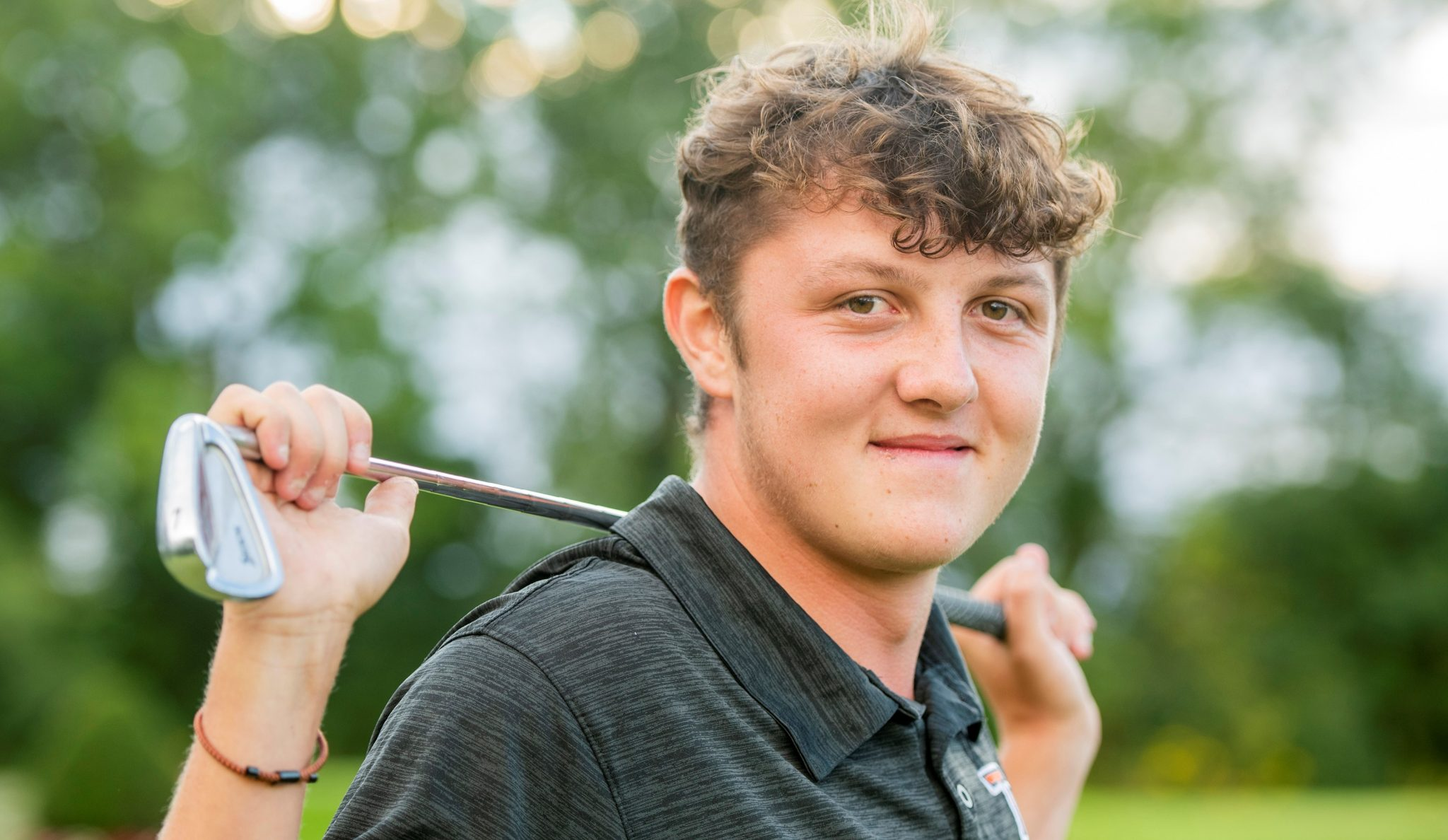 English Men's Amateur – Day Two: Barron Holden and Hussain storm into last 64