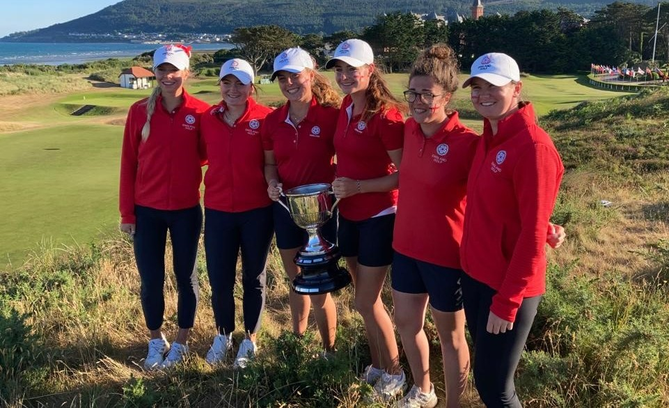 Champions! England's women defeat Sweden to win European title