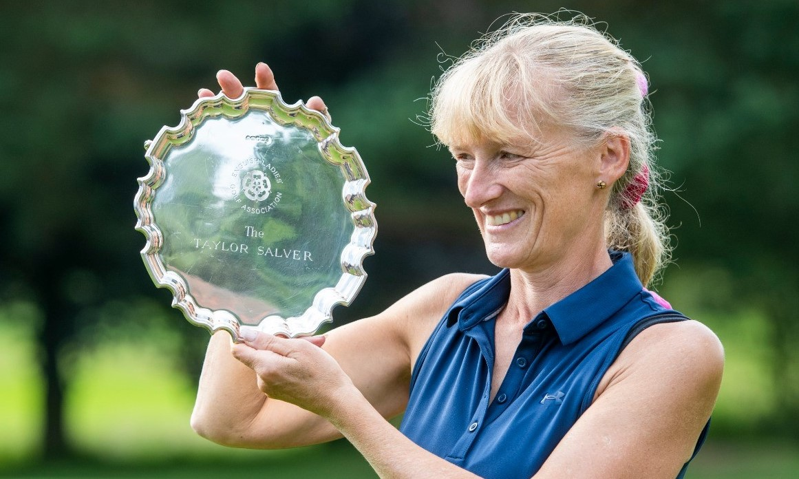 Senior Women's Amateur – Final Day: Edmond banishes injury fears to claim title