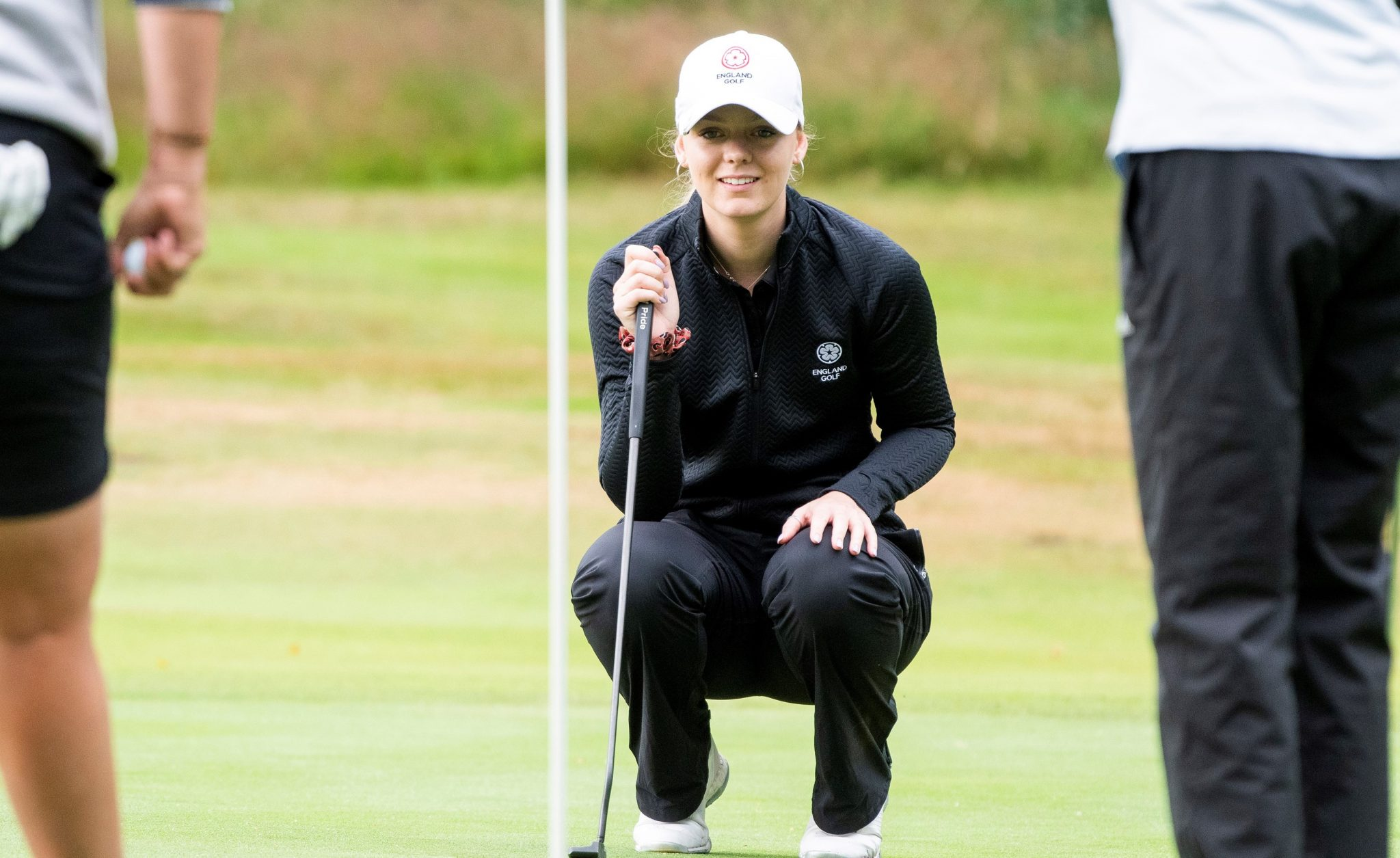 English Women's Amateur – Day Two: Screen's test as Fuller earns top seeding