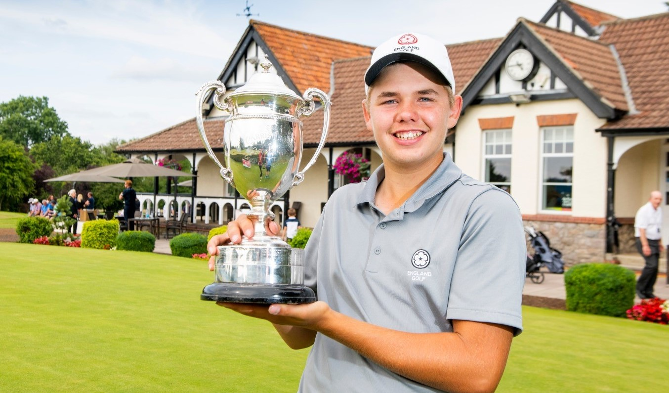 Carris Trophy: Smith enjoys a 'Rosey' glow after completing dream double