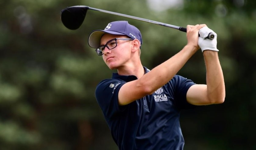 Brabazon Southern qualifier: Fantinelli matches course record at Brokenhurst Manor