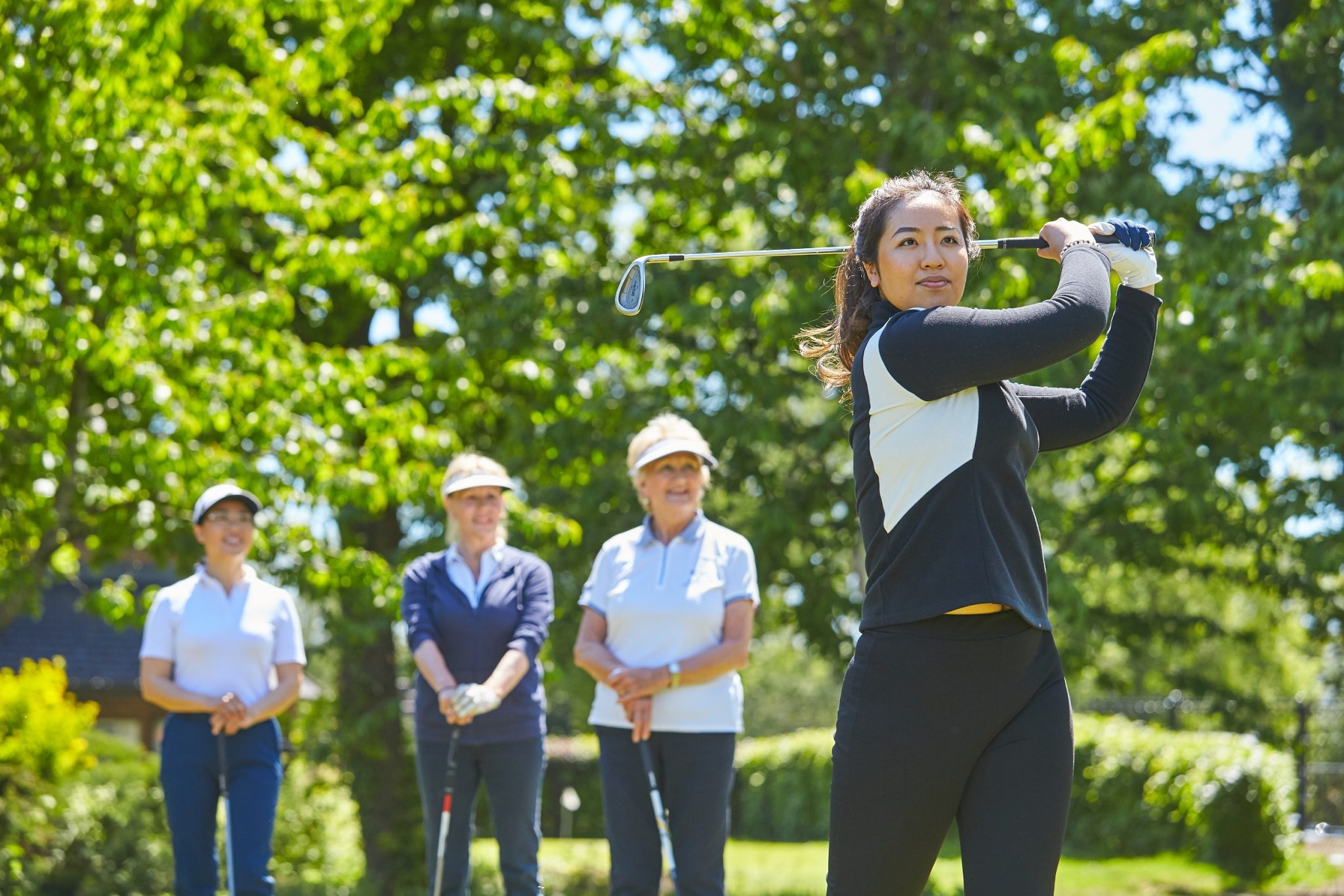 Kent, Middlesex and Surrey Ladies sign up to Women in Golf Charter
