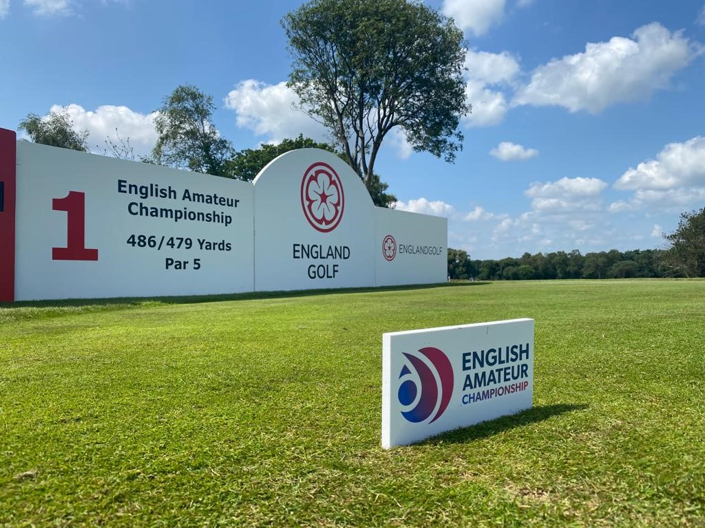 English Amateur Championship to be broadcast live by England Golf and ContentLIVE
