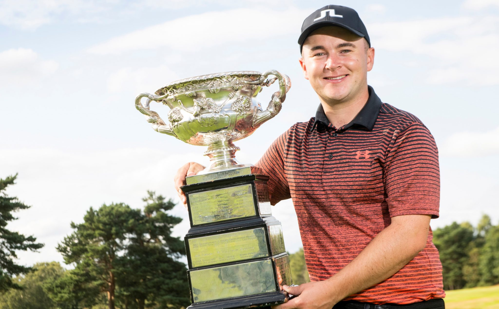 English Men's Amateur – Final: Oh brother! Champion John's joy at matching Conor