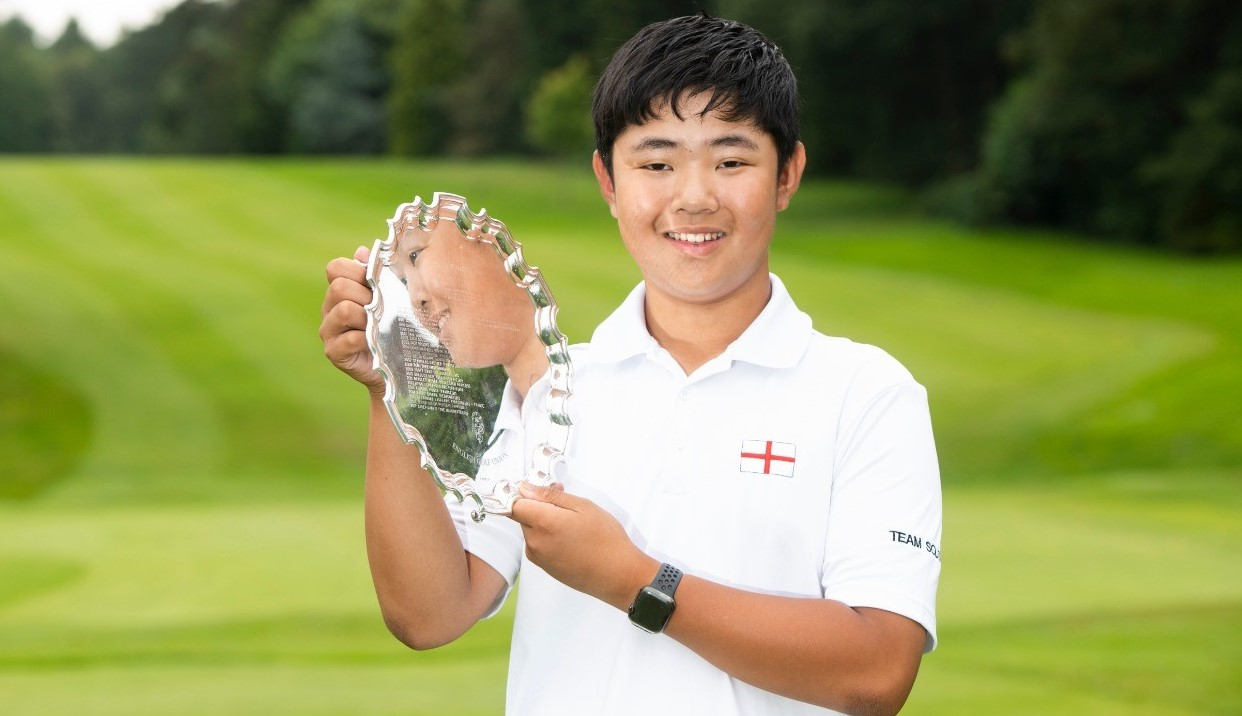 Reid Trophy: Dominant Kim completes wire-to-wire win