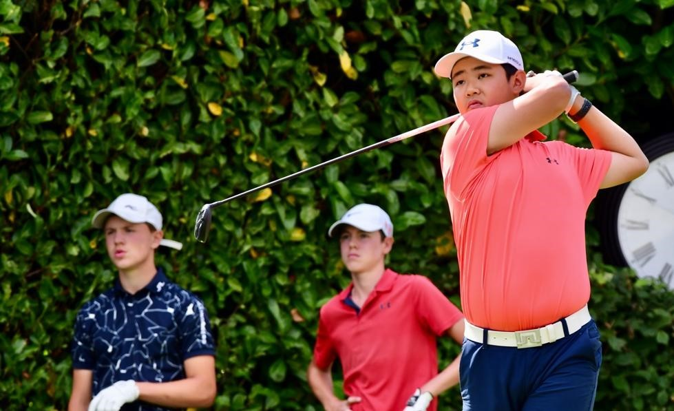 Reid Trophy – Day Two: Kim surges eight shots clear
